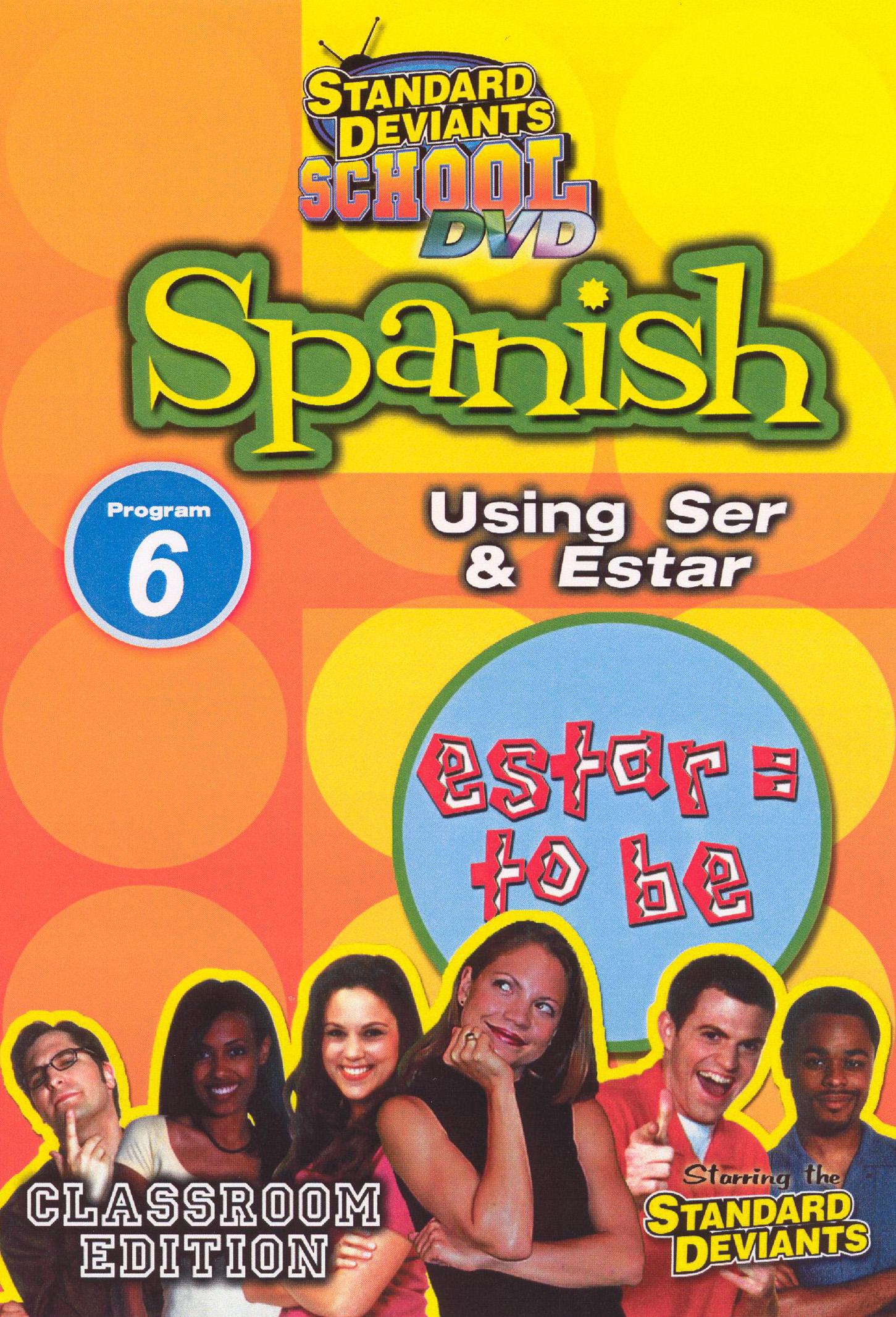 Standard Deviants School: Spanish, Program 6