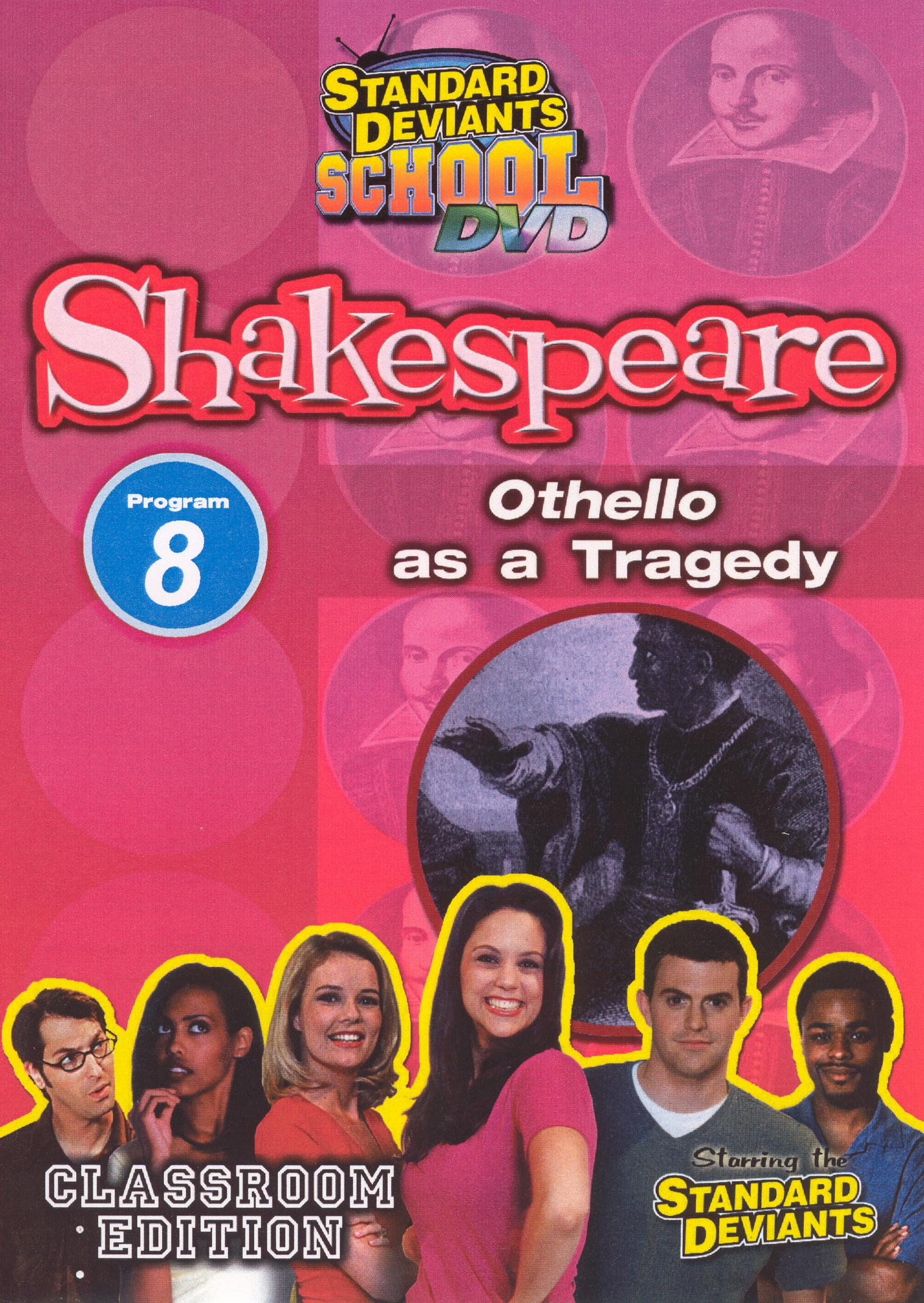 Standard Deviants School: Shakespeare, Program 8 - Othello as a Tragedy