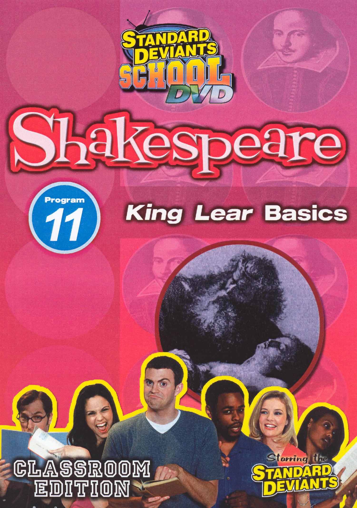 Standard Deviants School: Shakespeare, Program 11 - King Lear Basics