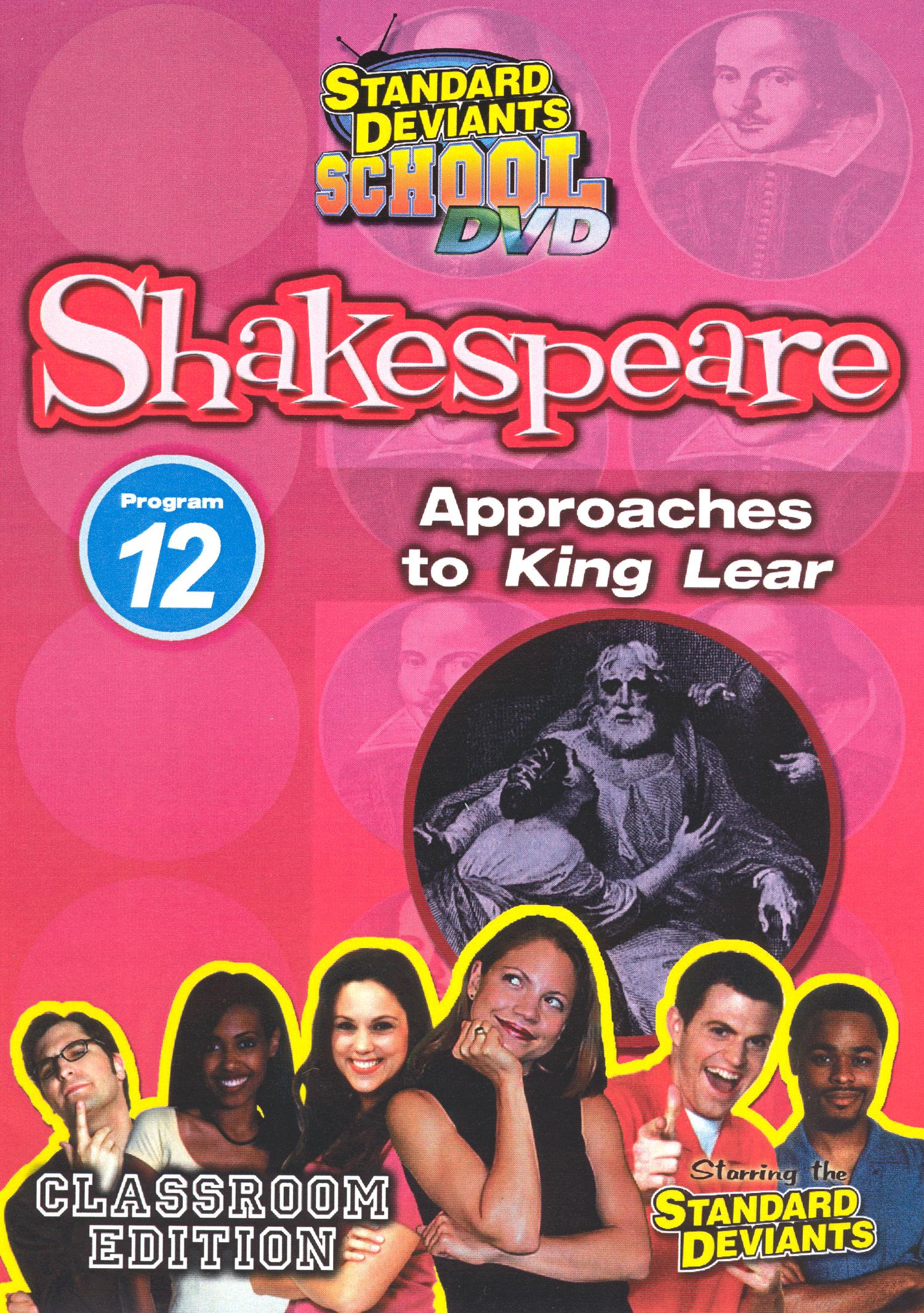 Standard Deviants School: Shakespeare, Program 12 - Approaches to King Lear