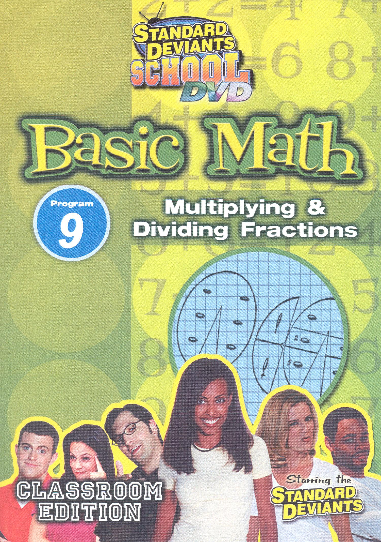 Standard Deviants School: Basic Math, Program 9