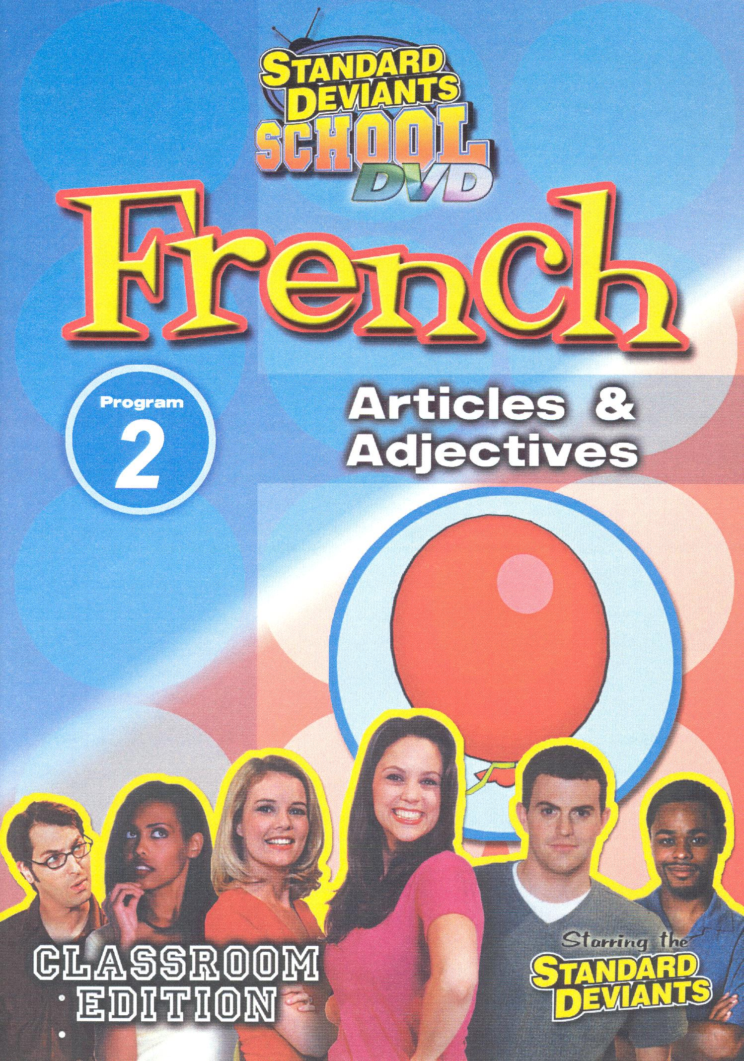 Standard Deviants School: French, Program 2