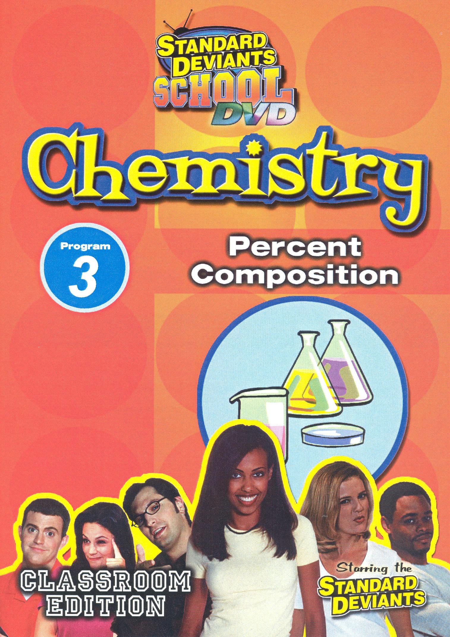 Standard Deviants School: Chemistry, Program 3