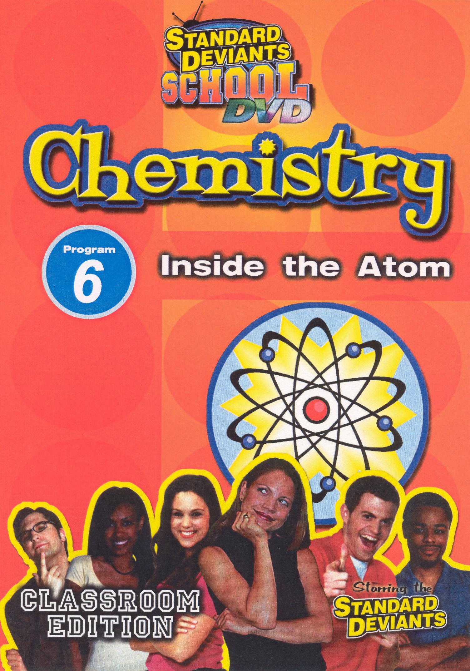 Standard Deviants School: Chemistry, Program 6
