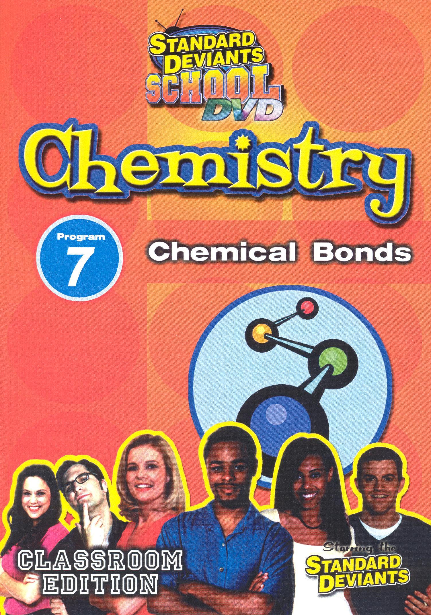Standard Deviants School: Chemistry, Program 7