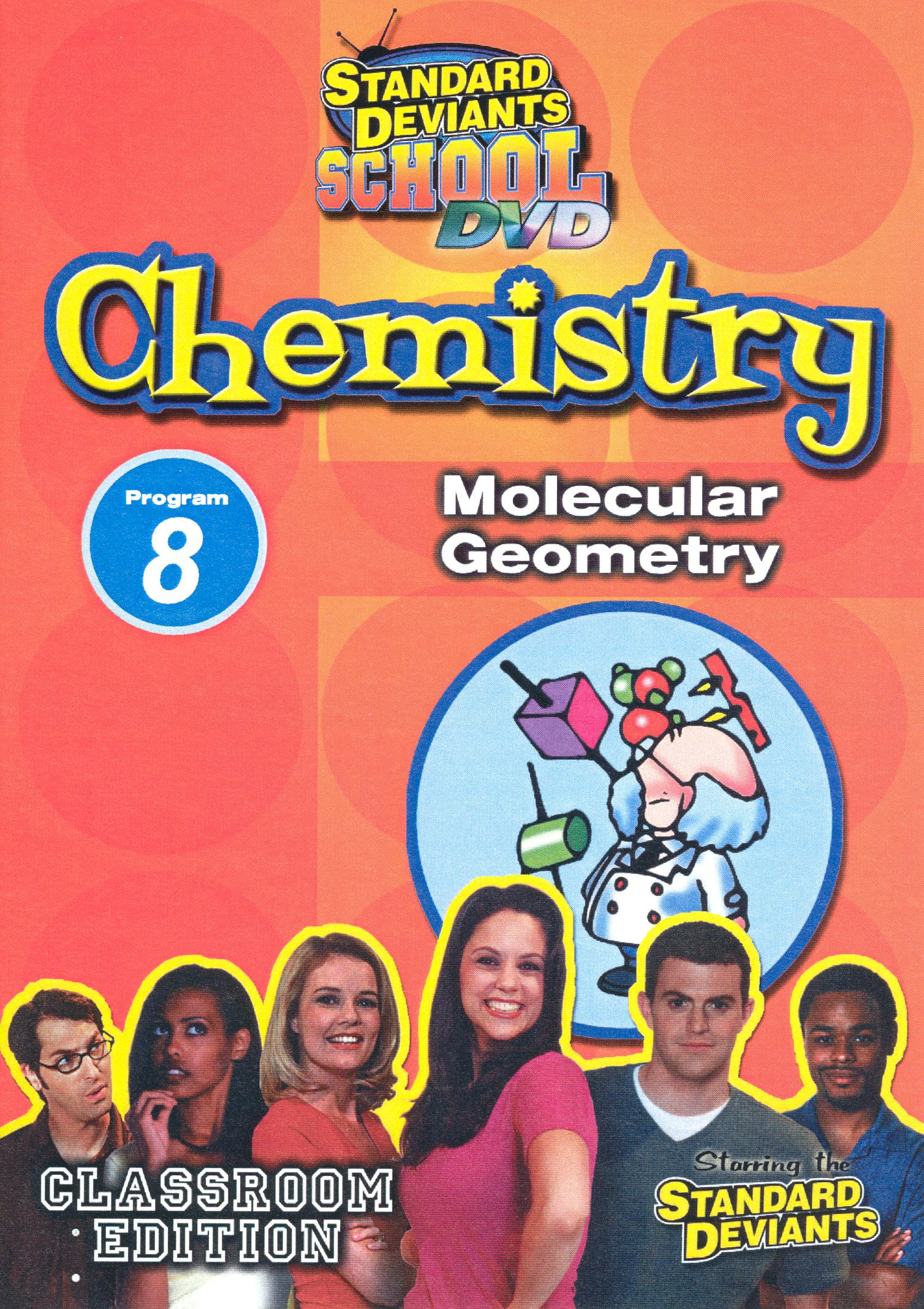 Standard Deviants School: Chemistry, Program 8