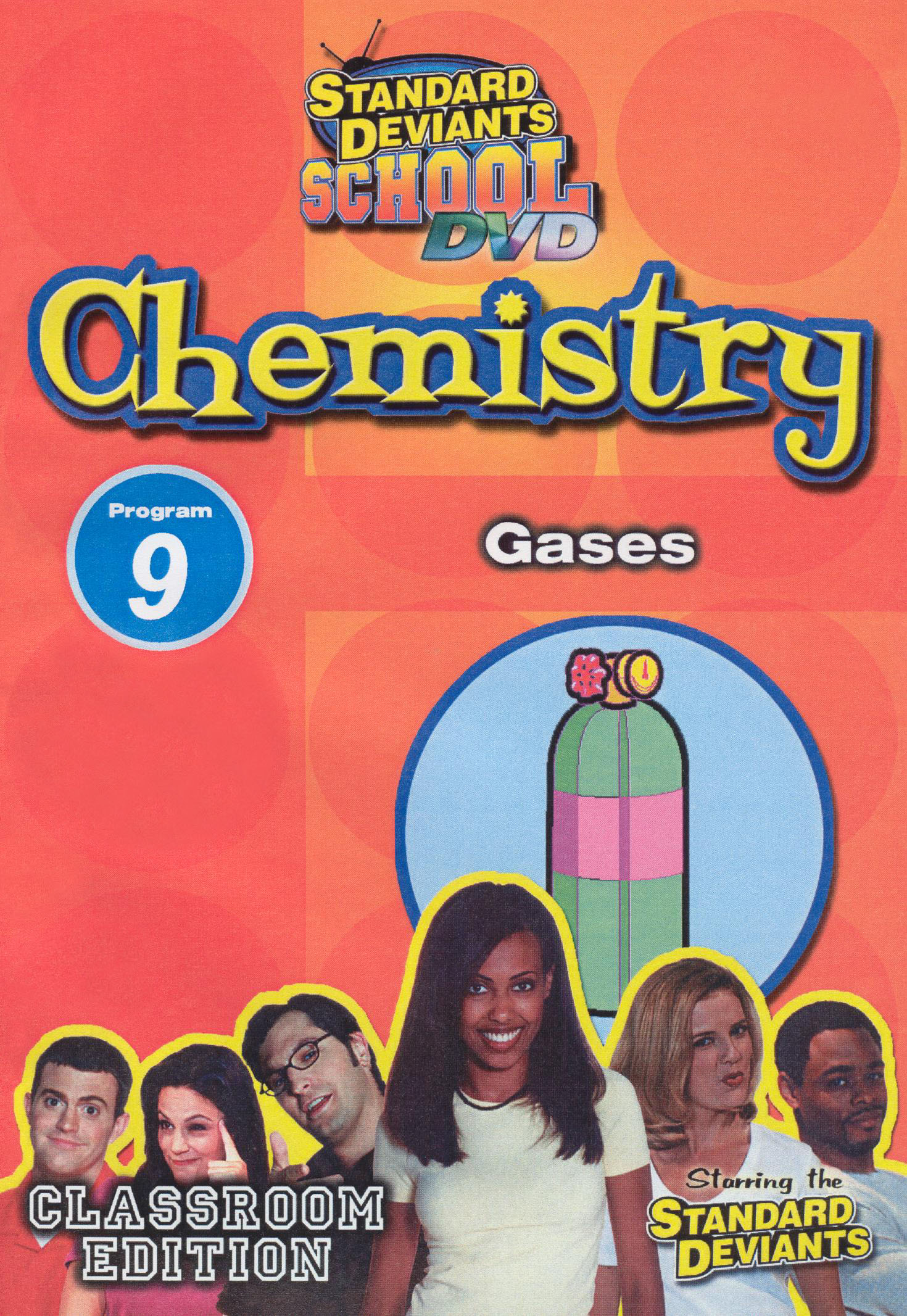 Standard Deviants School: Chemistry, Program 9