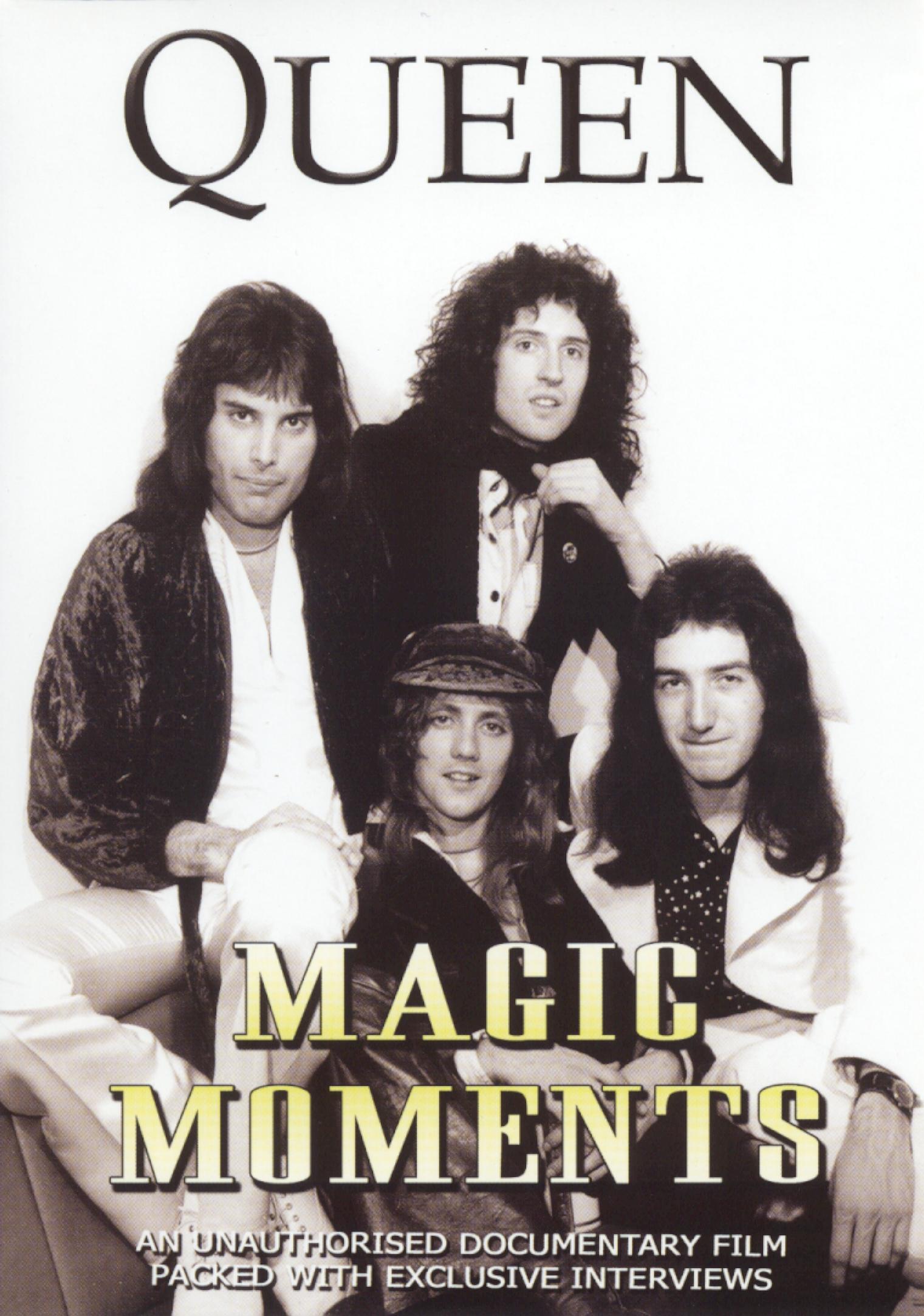 Queen: Magic Moments - Unauthorised
