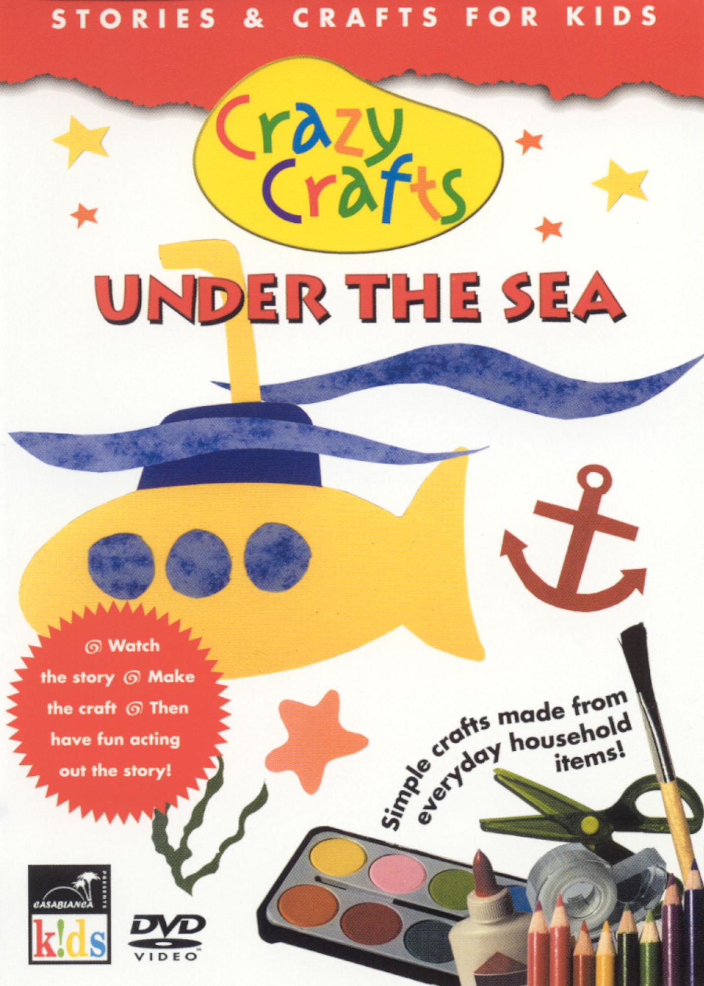 Crazy Crafts: Under the Sea