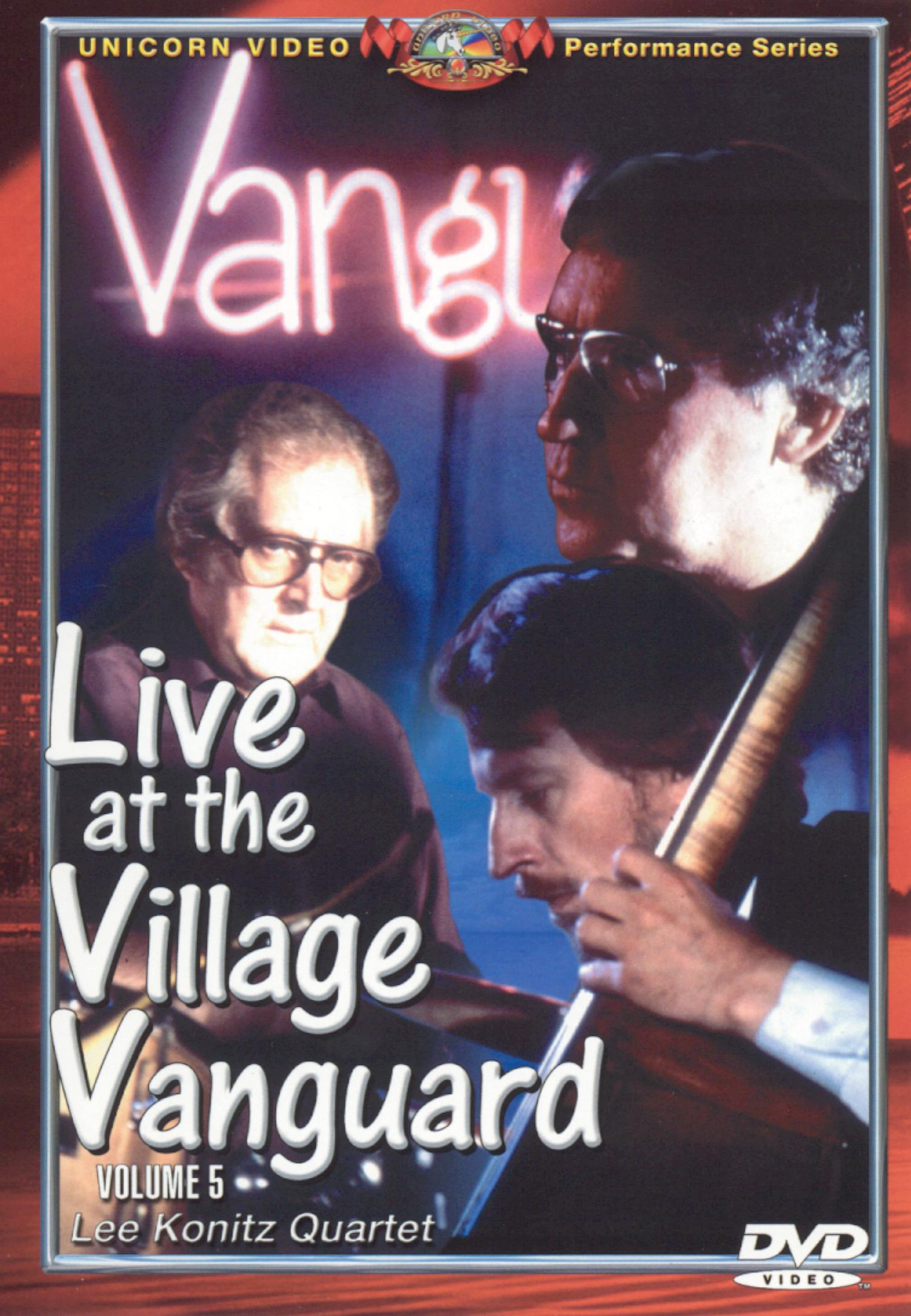Live from the Village Vanguard, Vol. 5