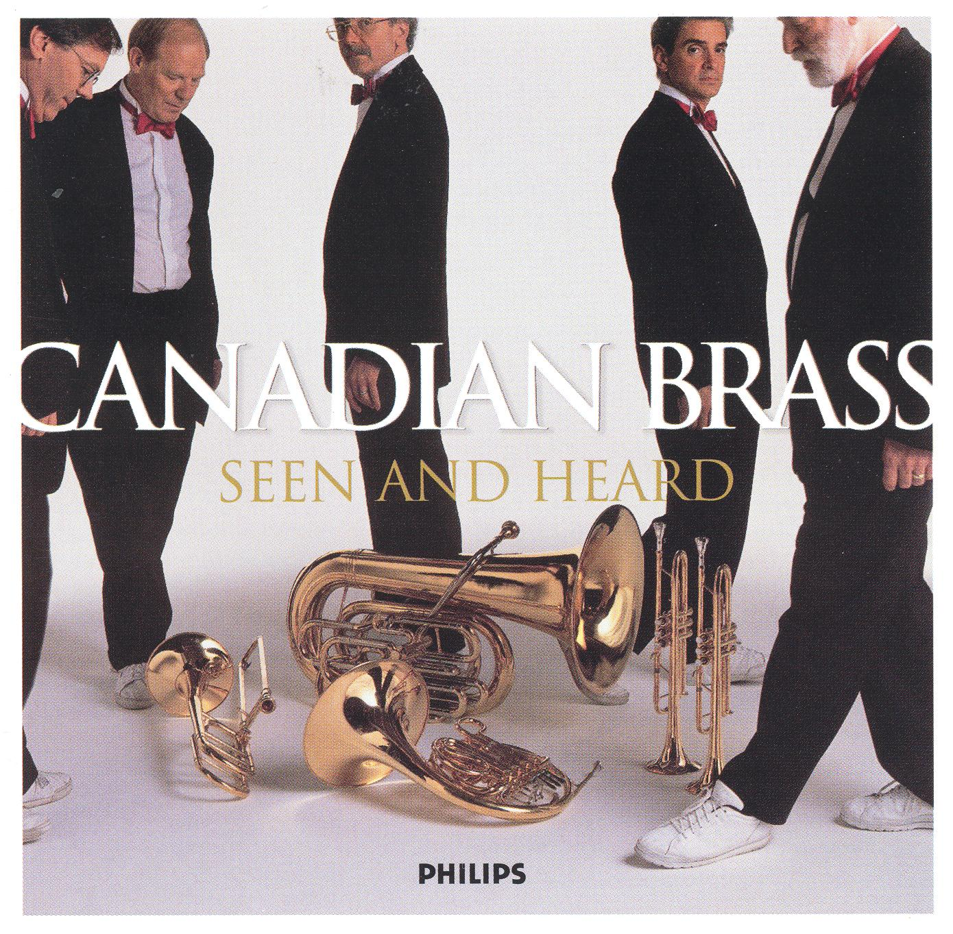 The Canadian Brass: Home Movies - An Innovative Portrait