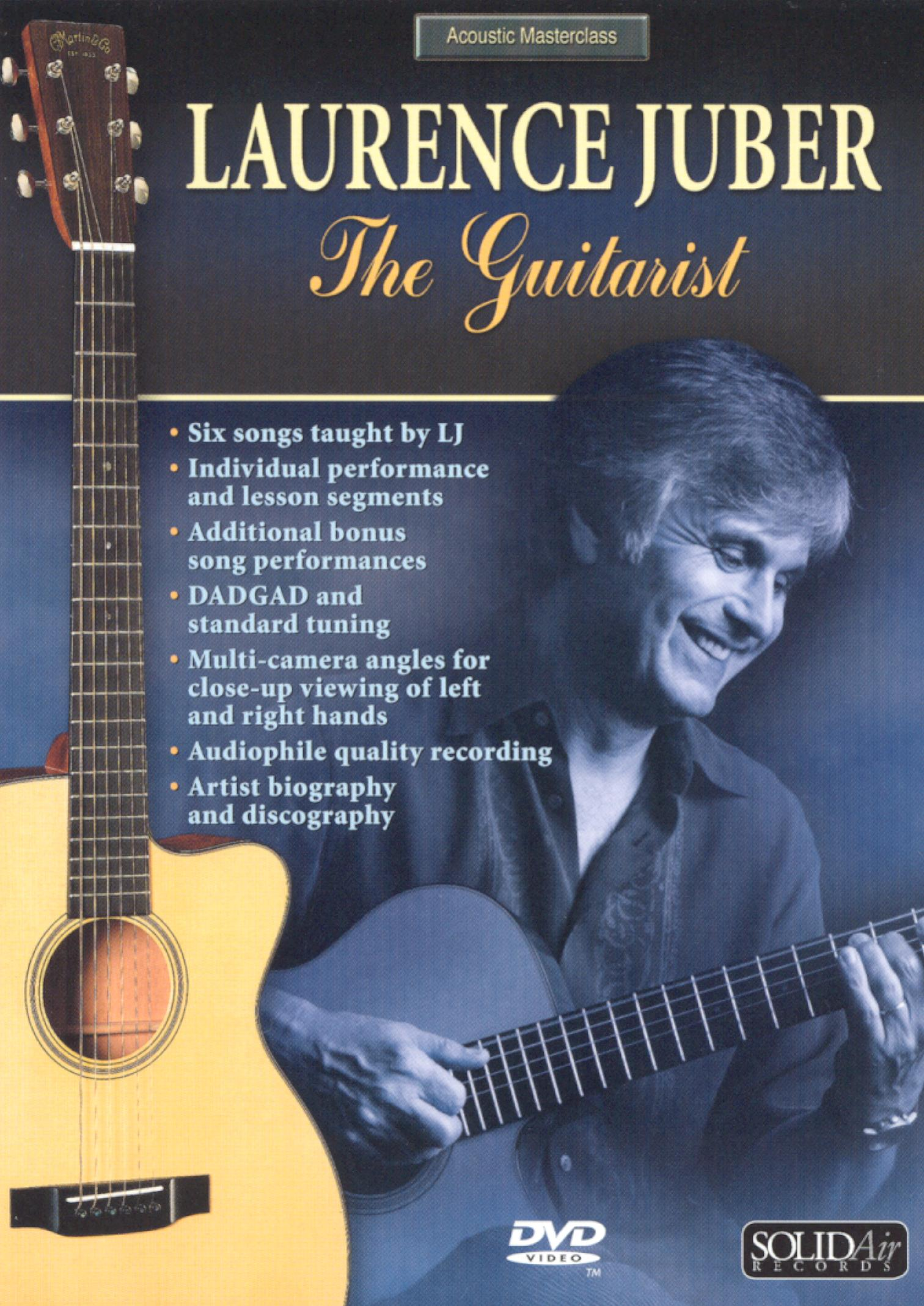 Acoustic Masterclass Series: The Guitarist