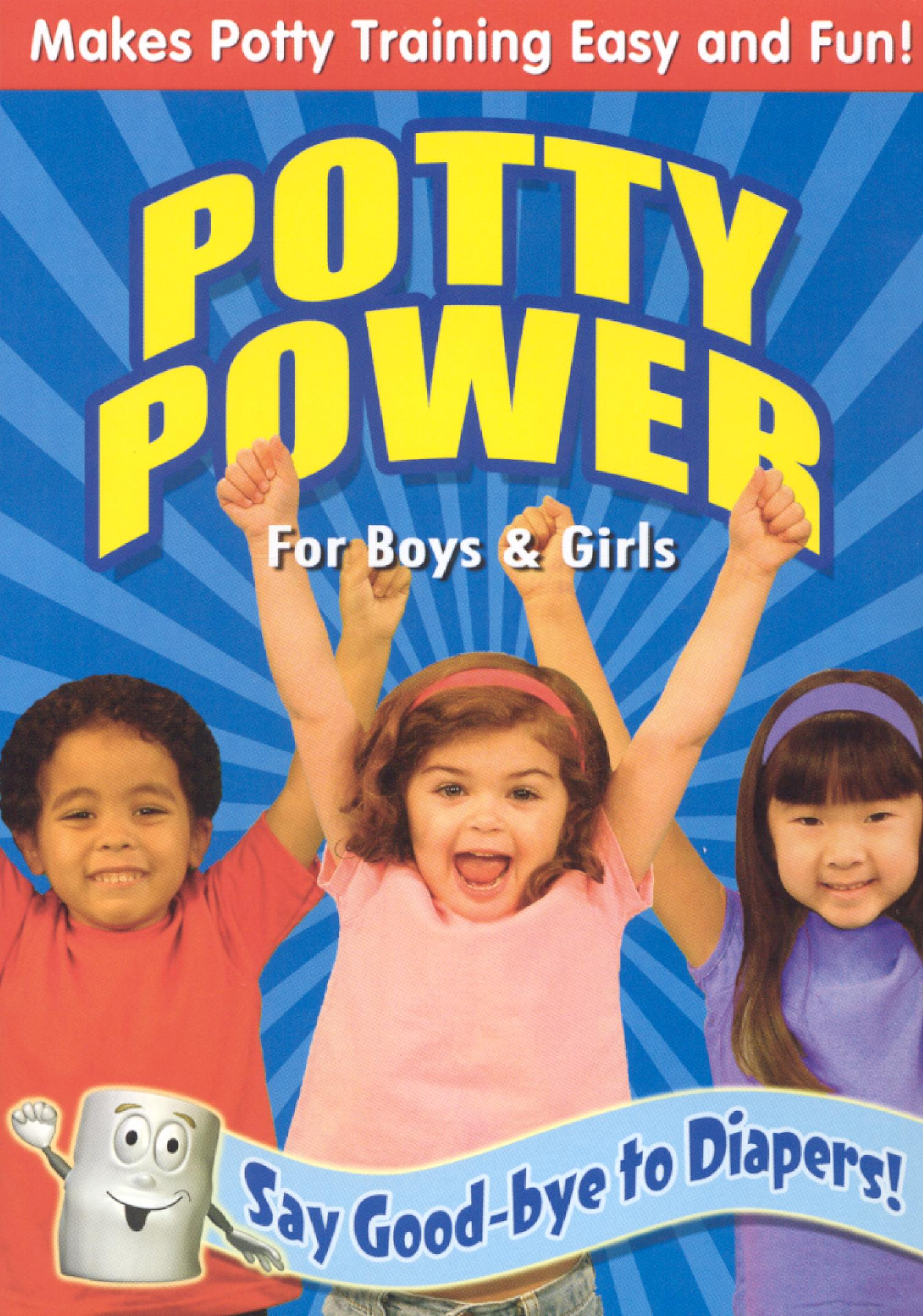 Potty Power for Boys & Girls