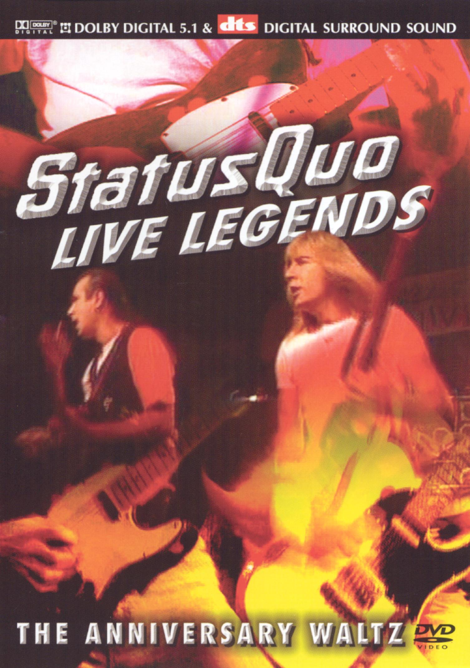 Status Quo: Live Legends