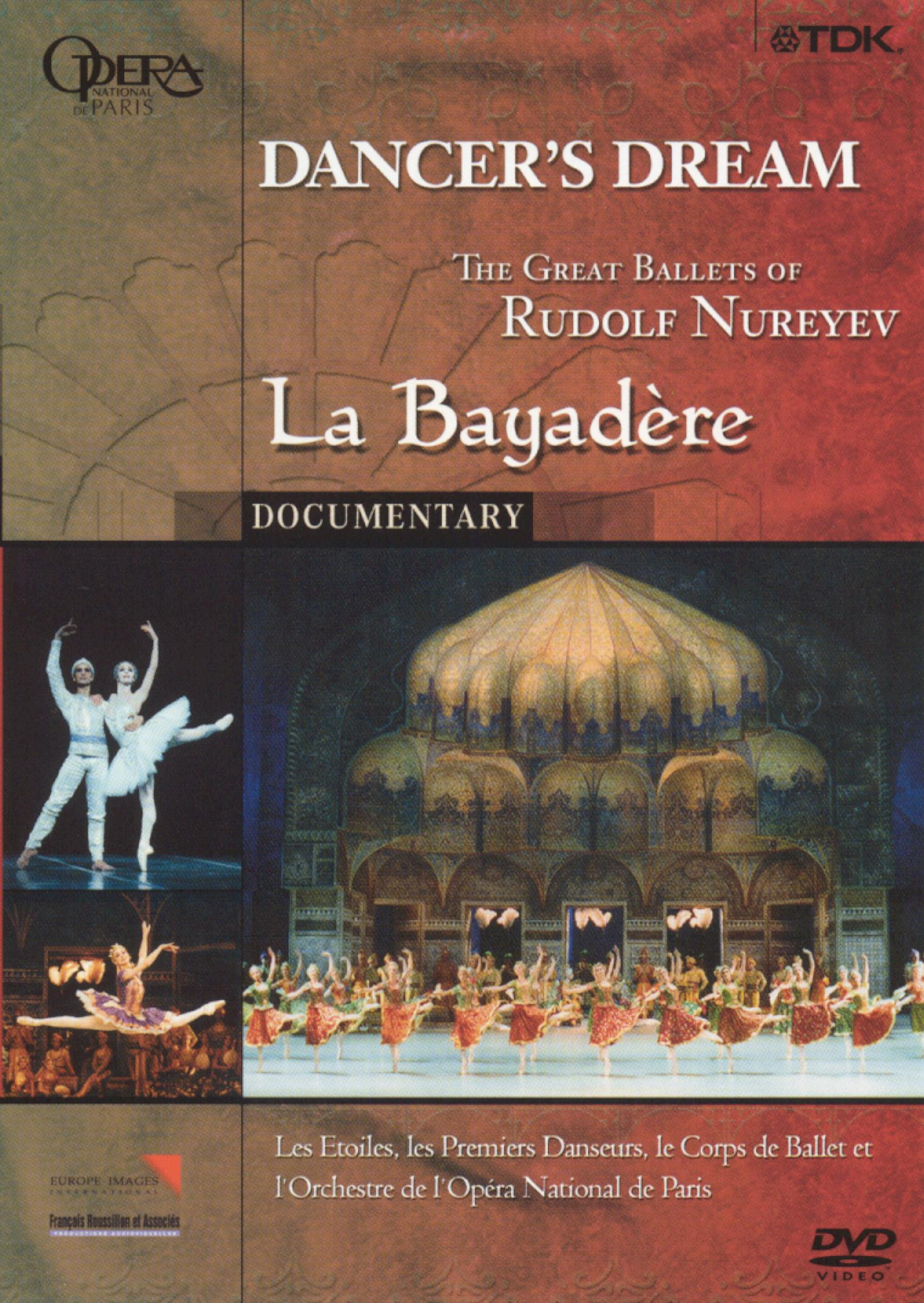 Dancer's Dream: The Great Ballets of Rudolf Nureyev - La Bayadère