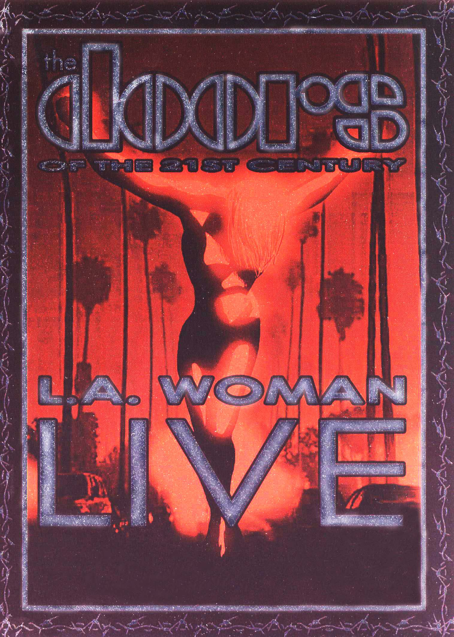 Doors of the 21st Century: L.A. Woman Live