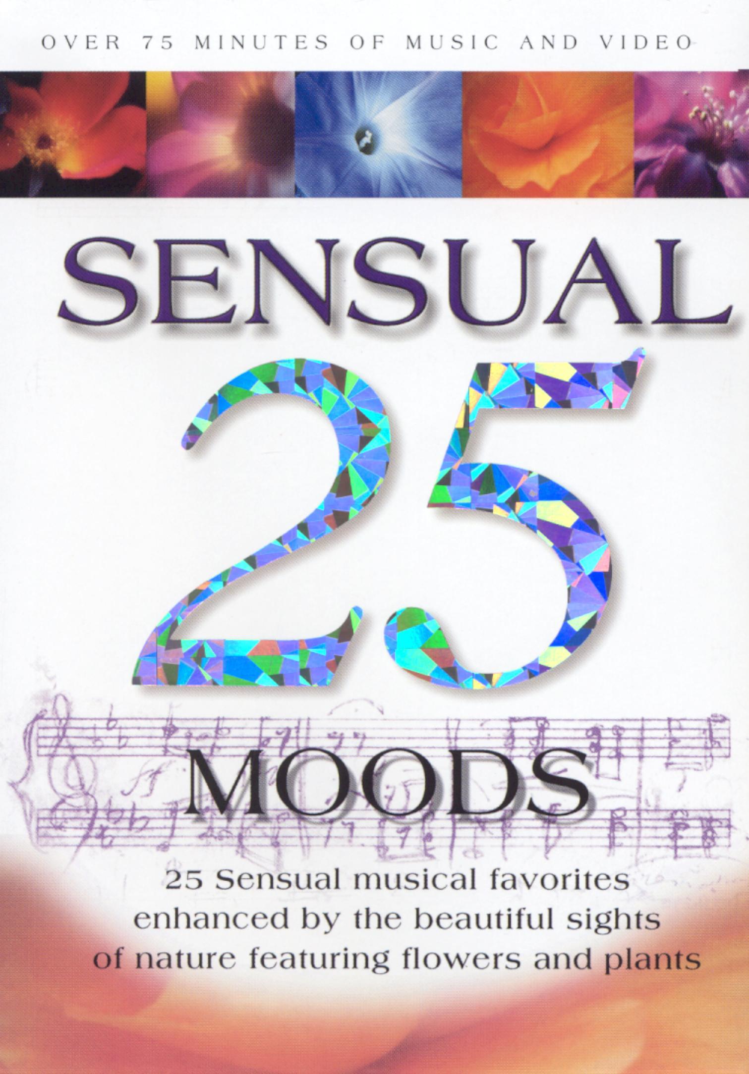 25 Sensual Moods