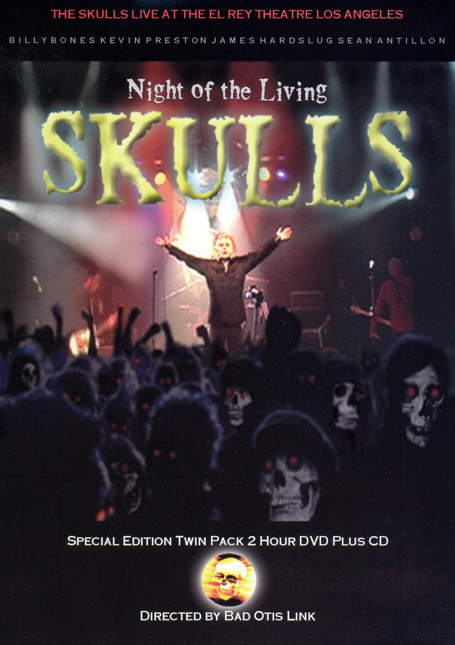 The Skulls: Night of the Living Skulls