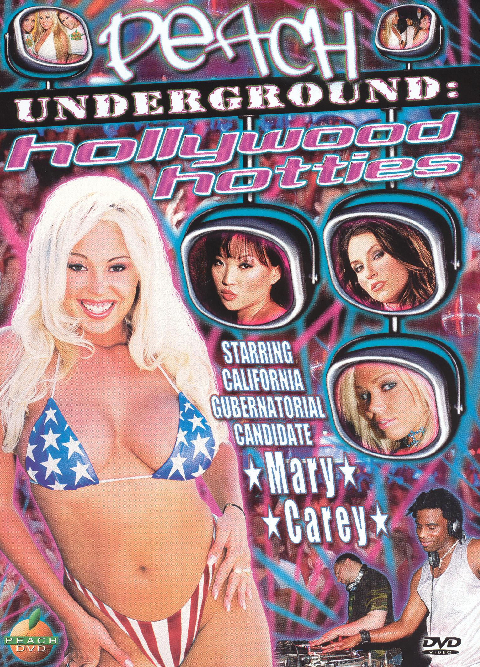Peach Underground: Hollywood Hotties