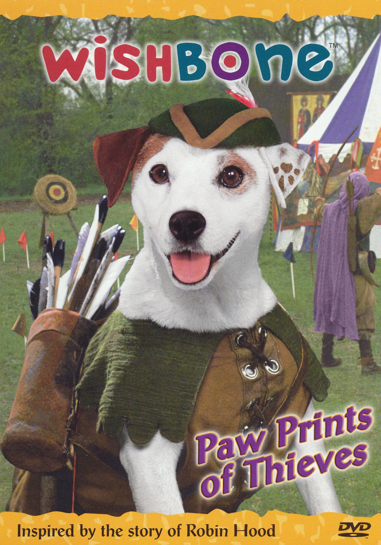 Wishbone: Paw Prints of Thieves