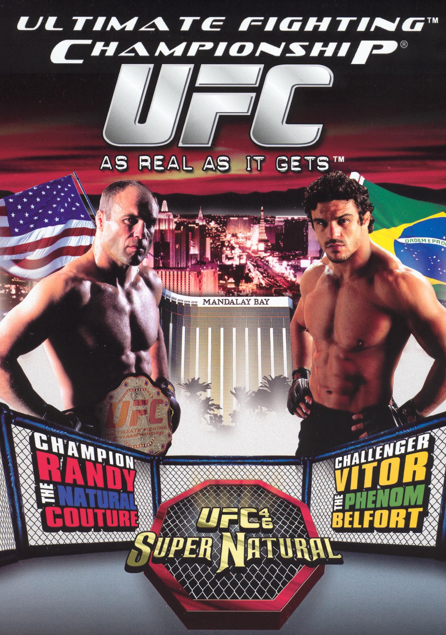 UFC 46: Super Natural