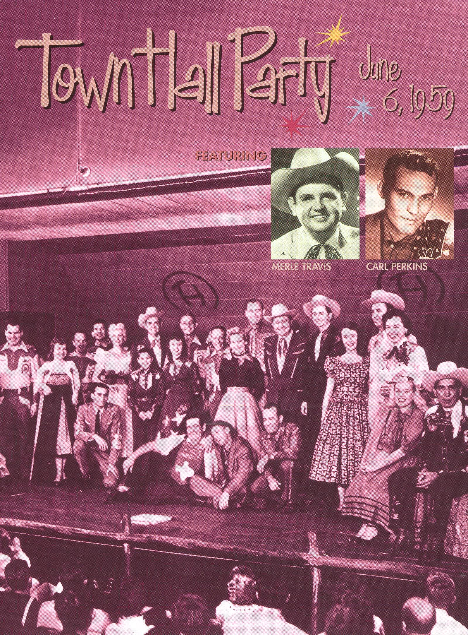 Town Hall Party: June 6, 1959