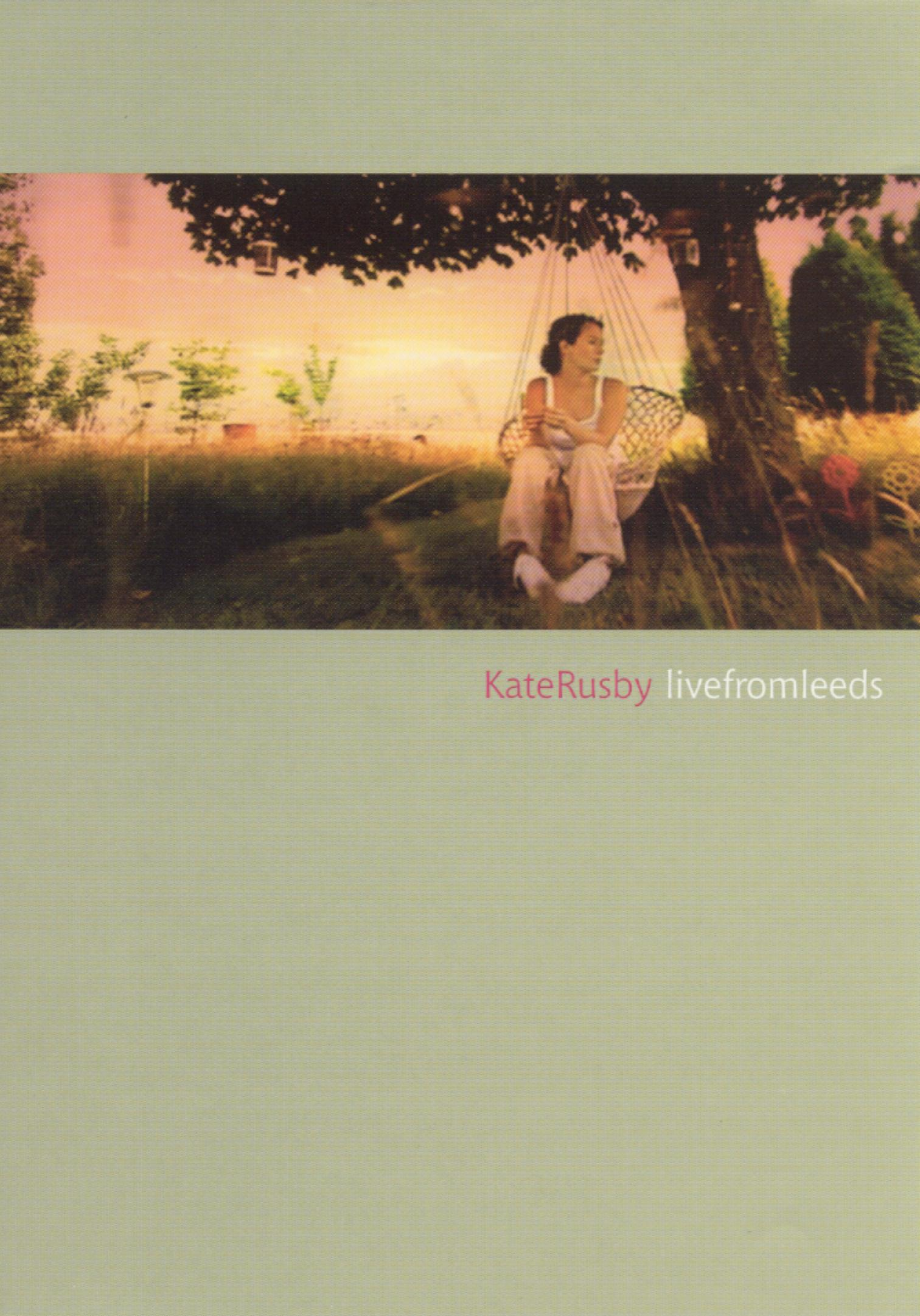 Kate Rusby: Live From Leeds
