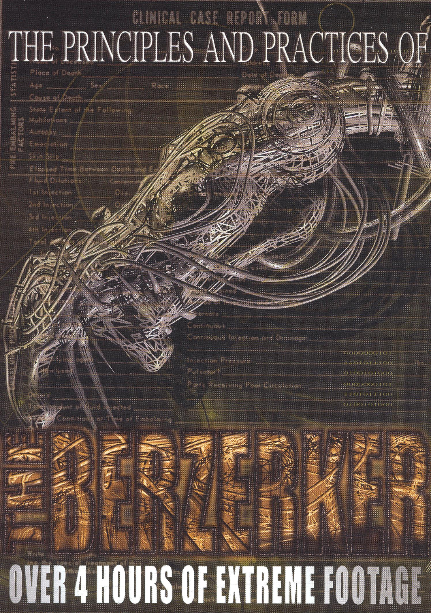 The Berzerker: The Principles and Practices of the Berzerker