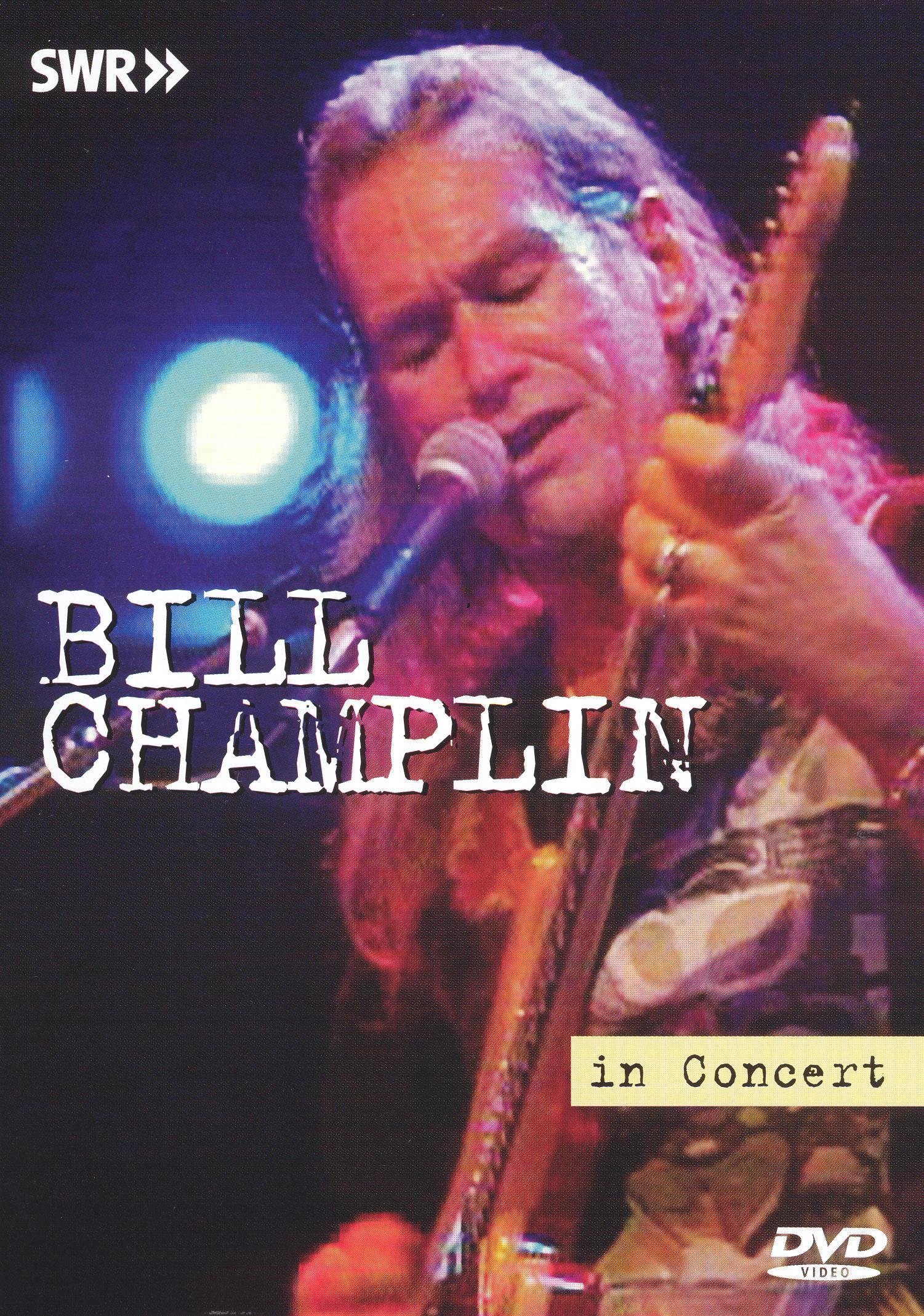 Ohne Filter - Musik Pur: Bill Champlin in Concert