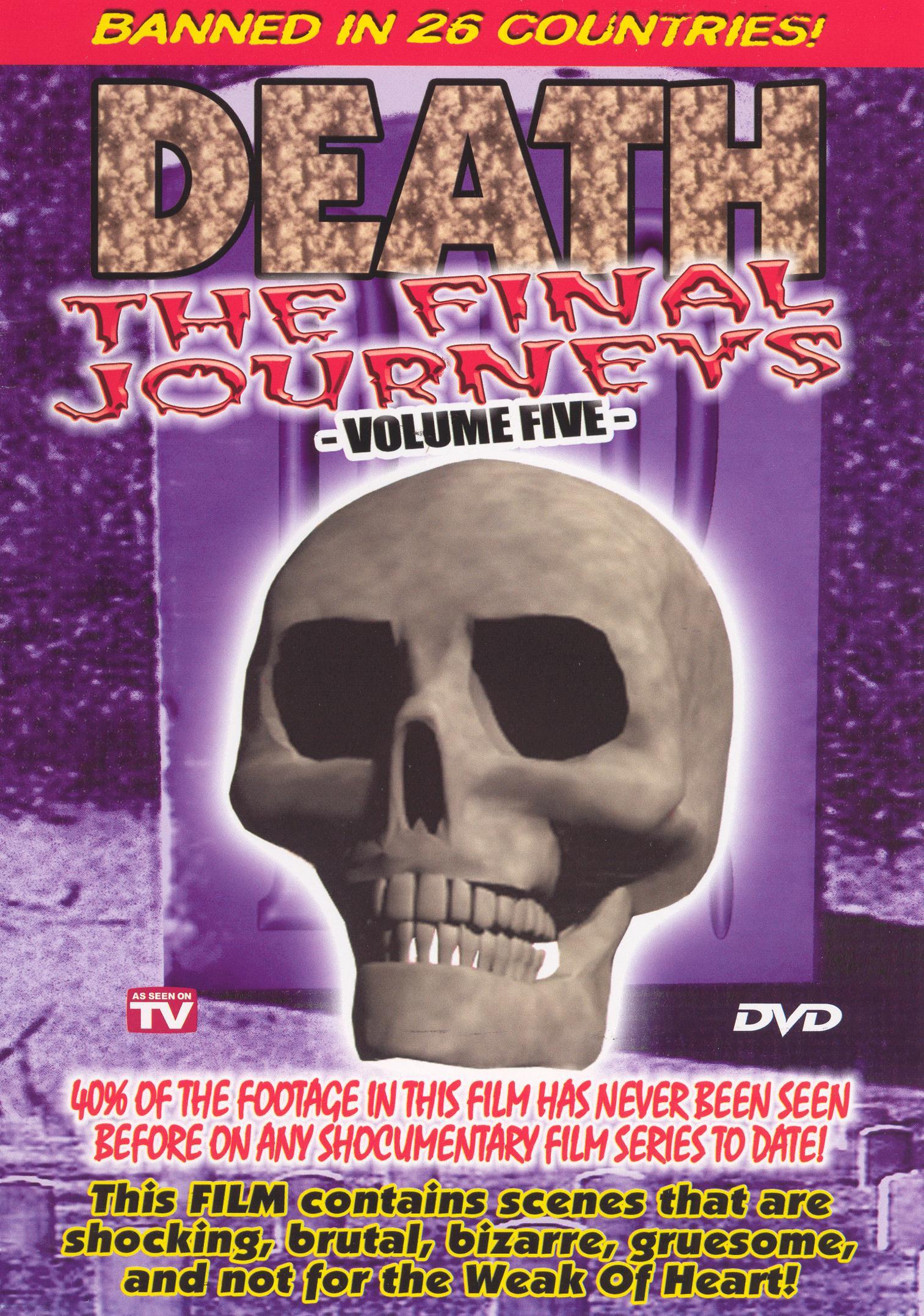 Death: The Final Journey, Vol. 5