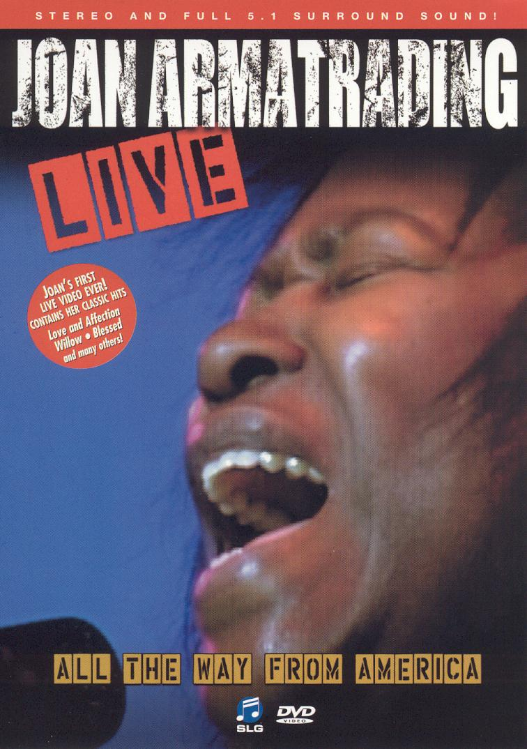 Joan Armatrading: Live - All the Way From America