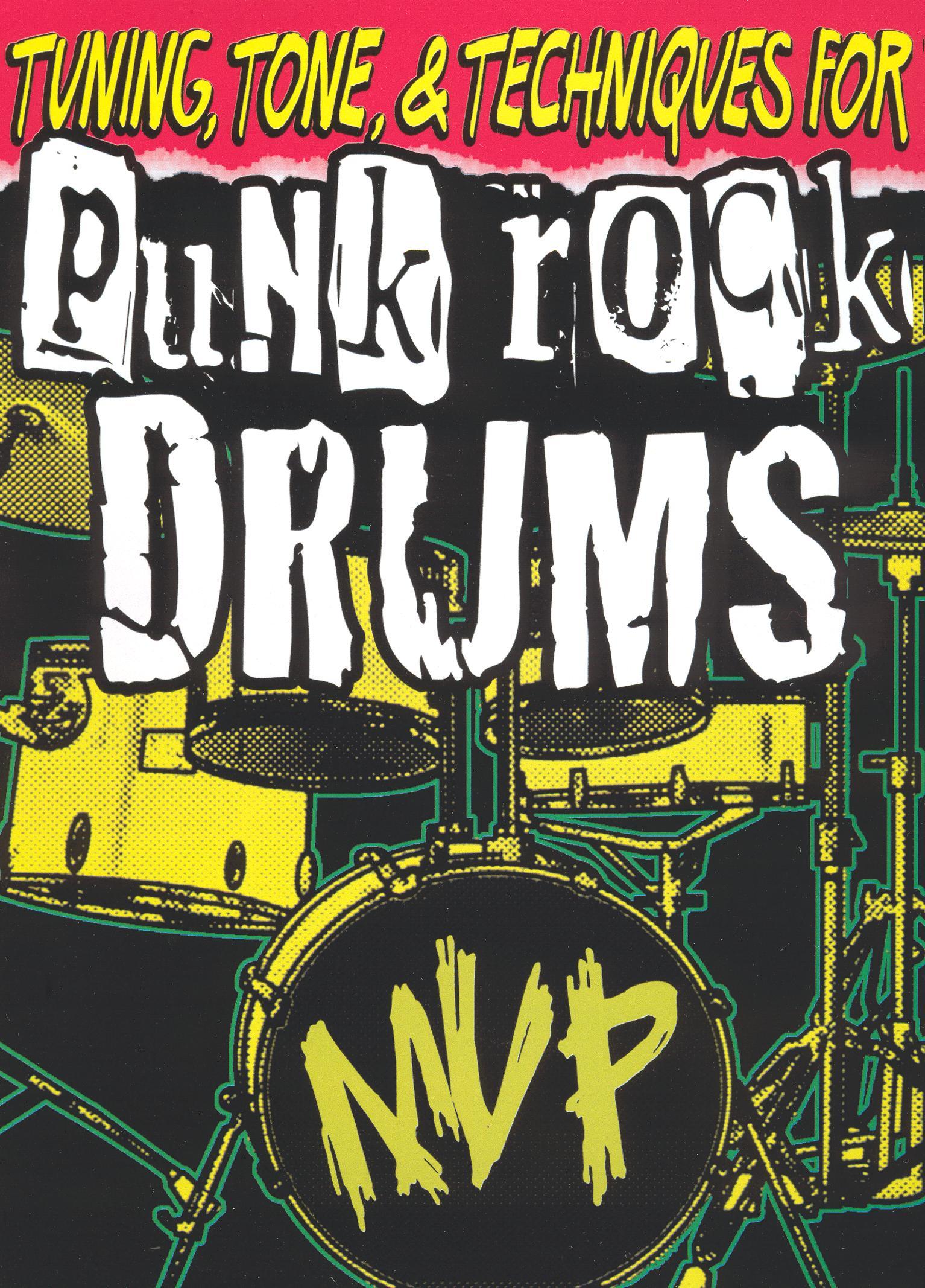 Hot Drum: Punk Rock Drums