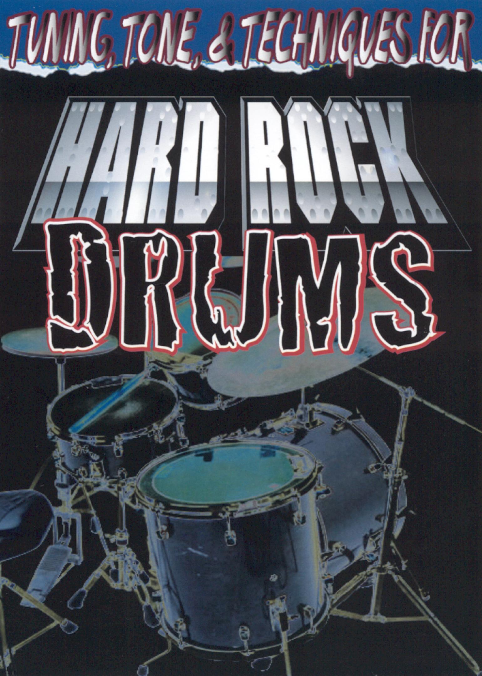Hot Drum: Hard Rock Drums