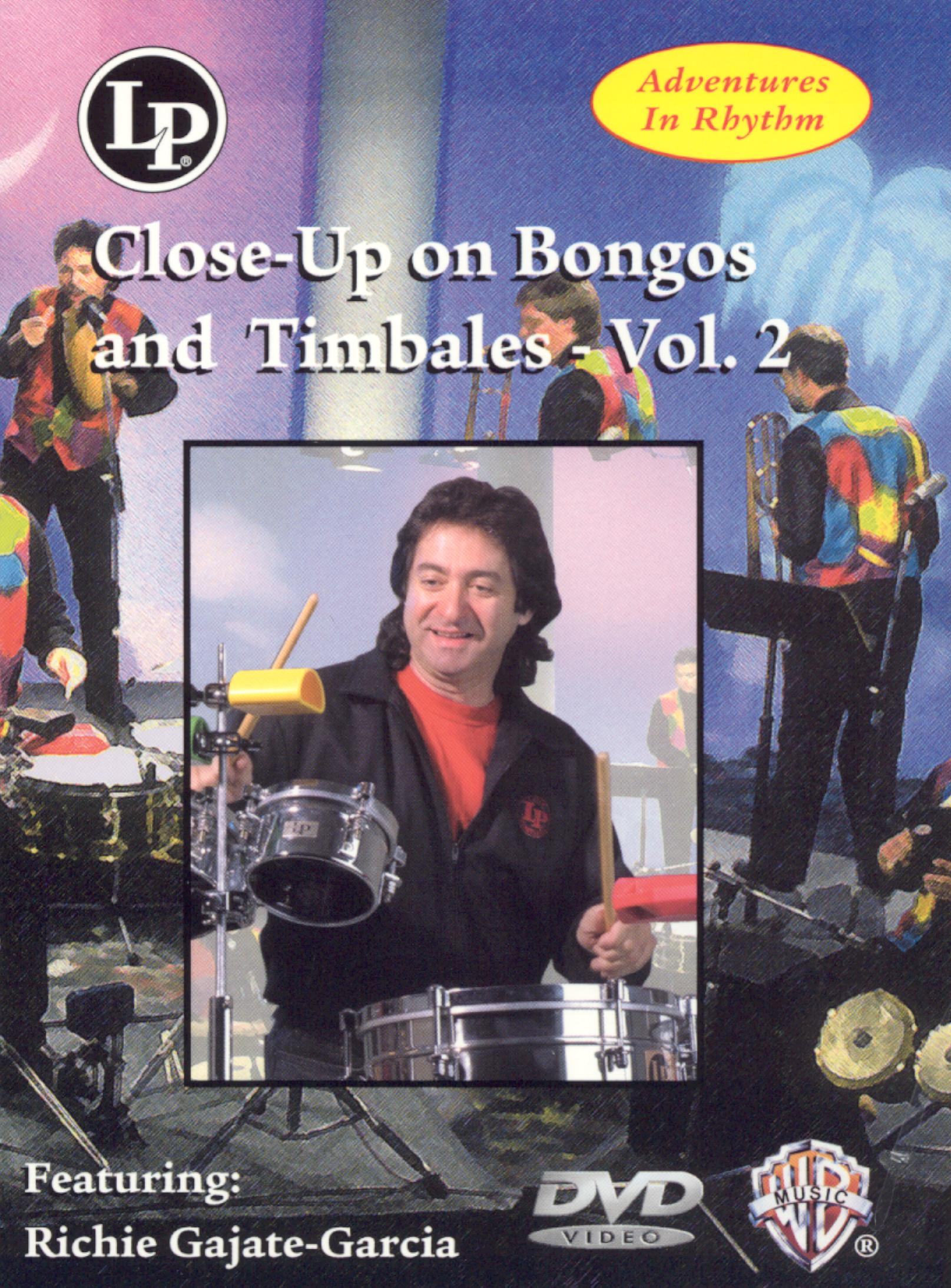 Adventures in Rhythm, Vol. 2: Close Up on Bongos & Timbales