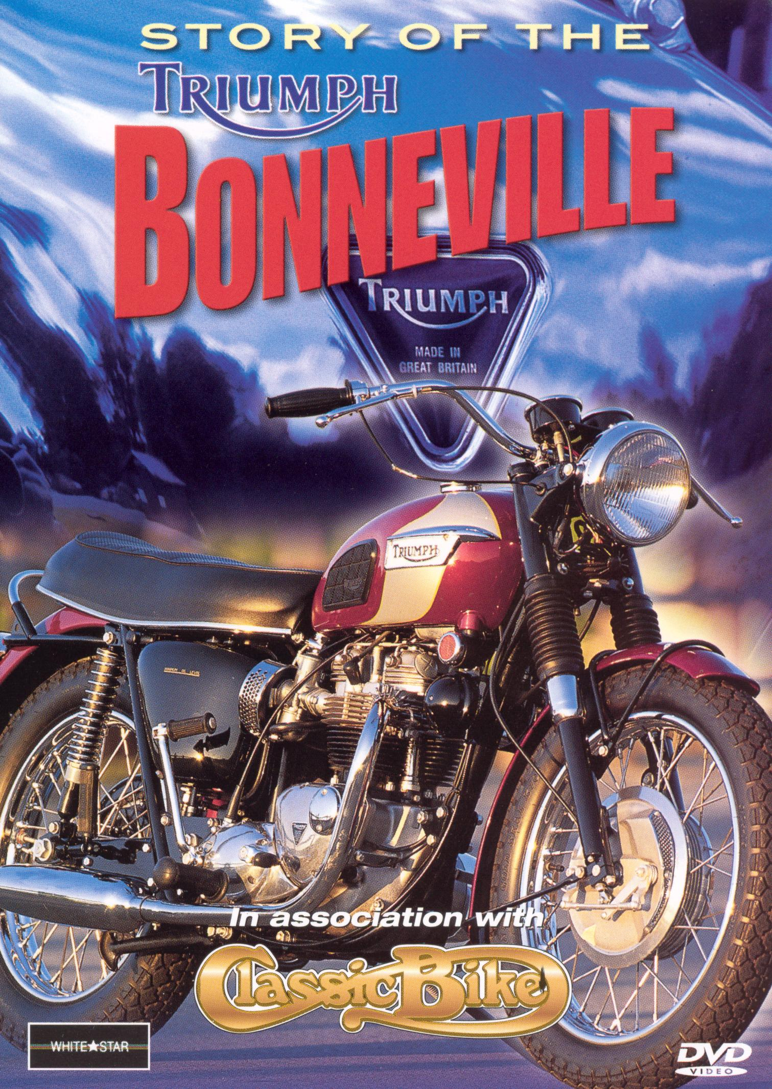 Story of the Triumph Bonneville