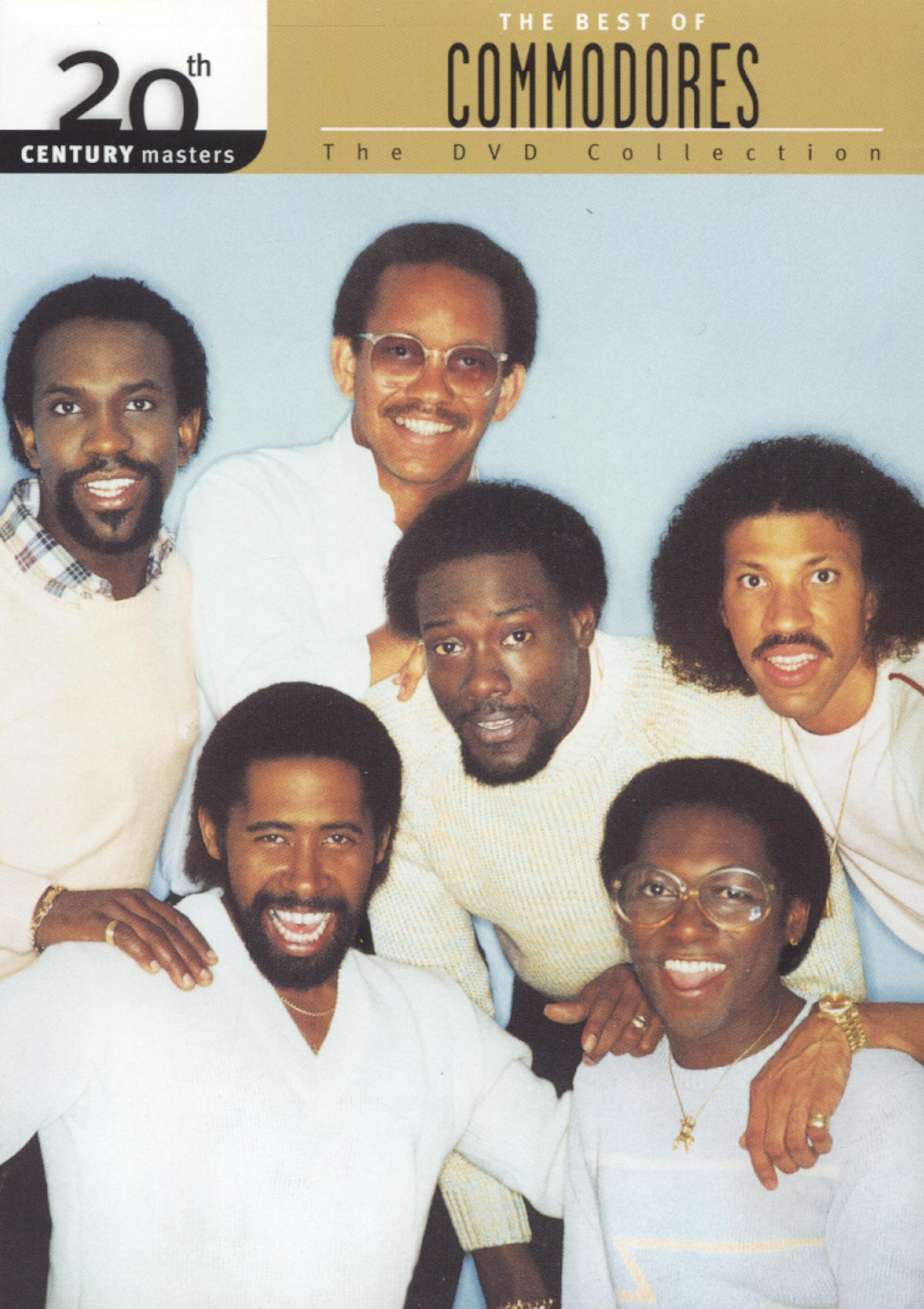20th Century Masters: The Best of The Commodores