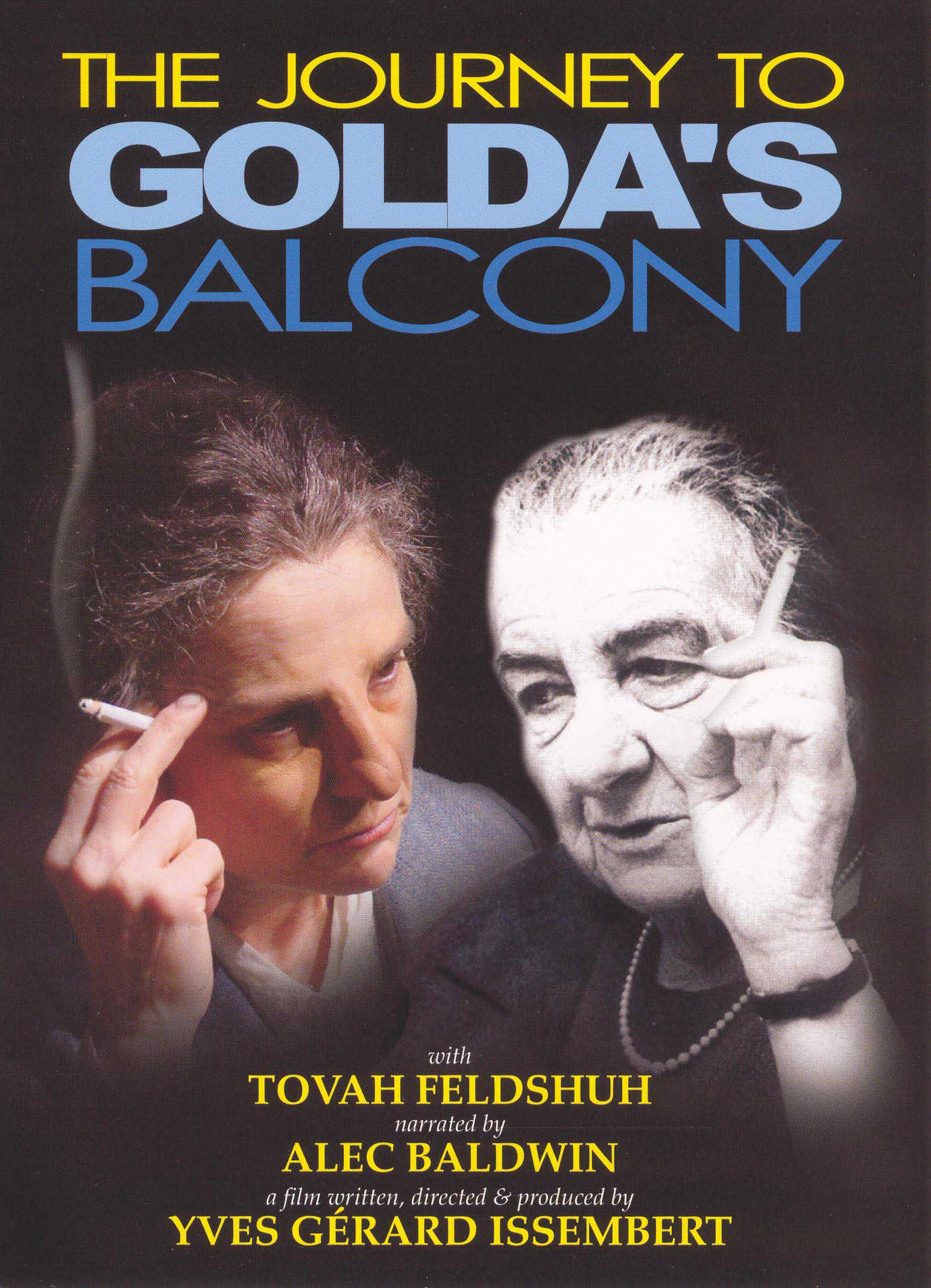 The Journey to Golda's Balcony