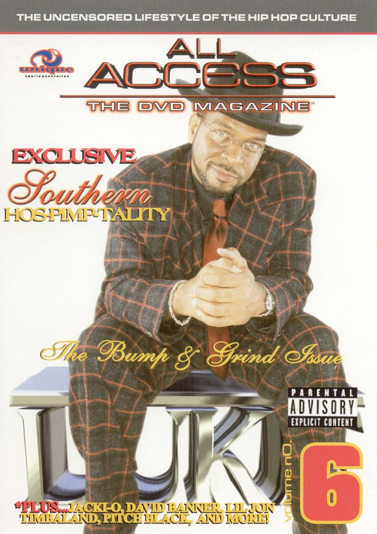 All Access DVD Magazine, Vol. 6: The Bump & Grind Issue