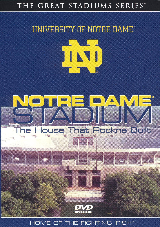 Notre Dame Stadium: The House That Rockne Built (2004)