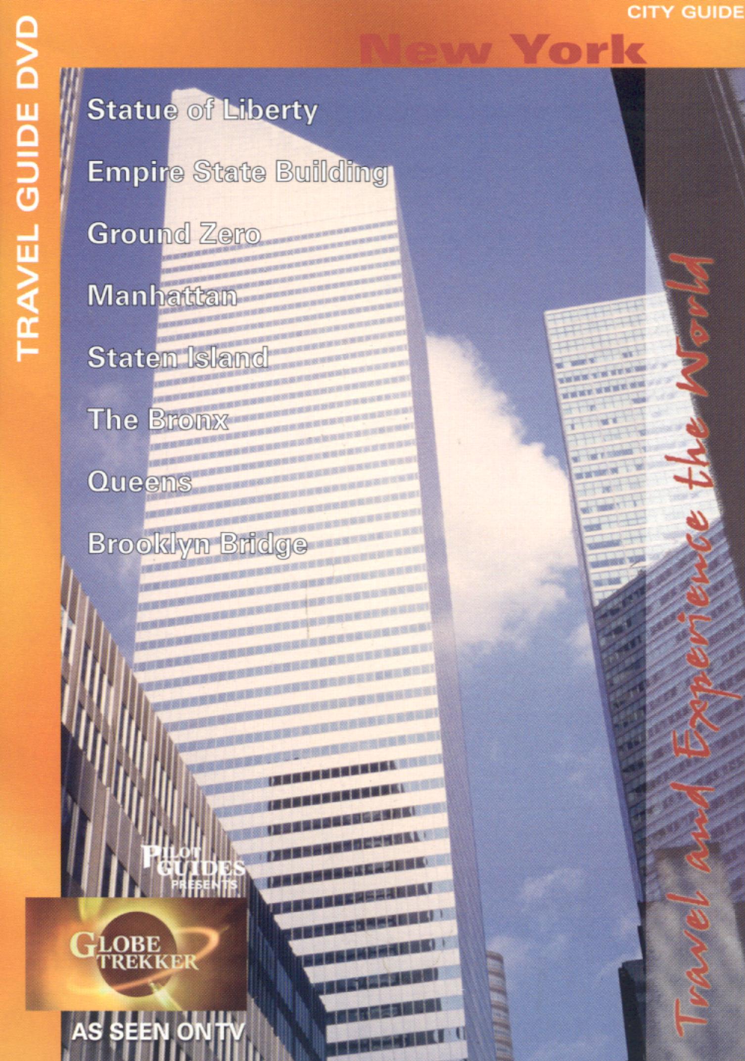 Globe Trekker: New York City Guide