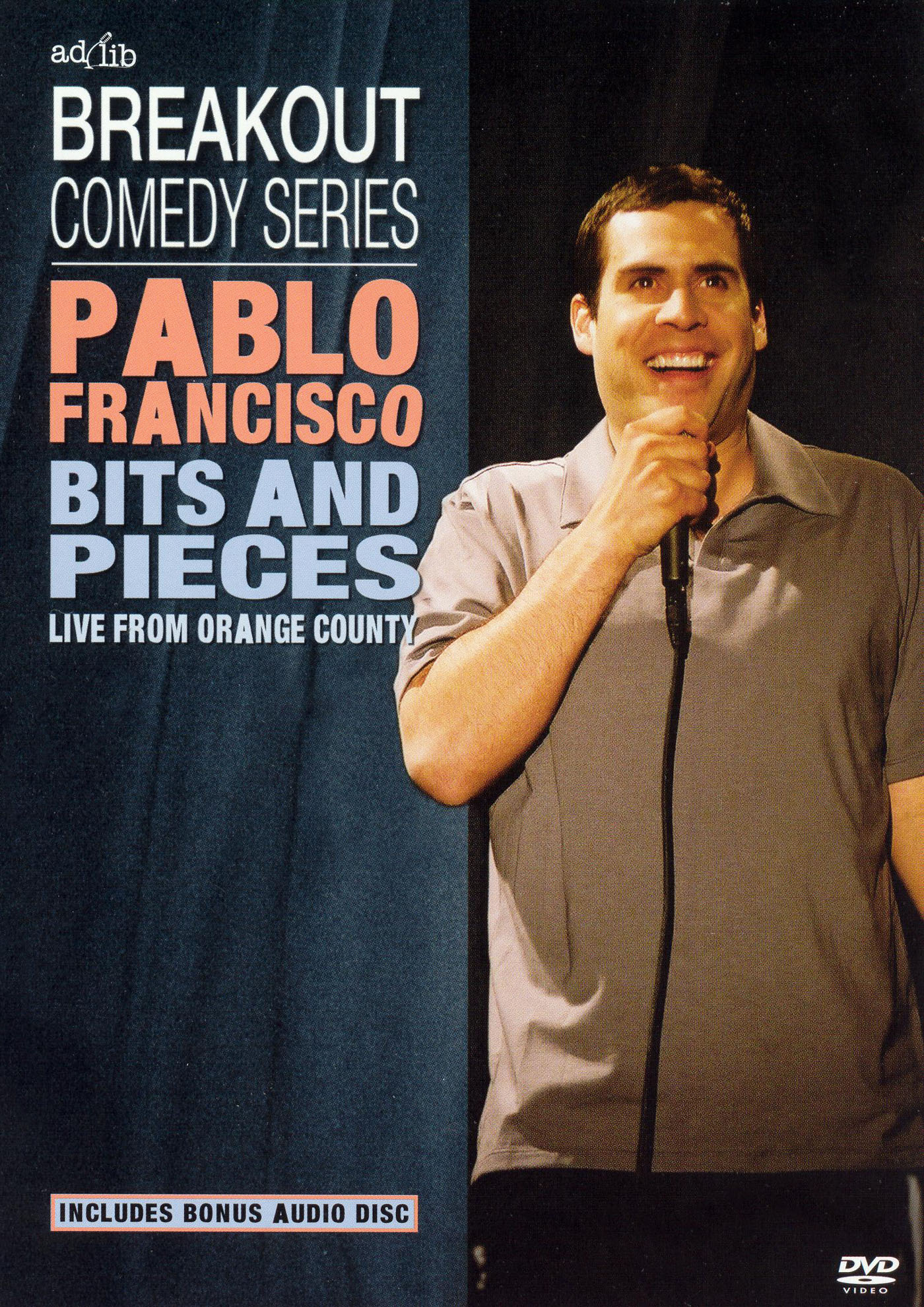Pablo Fransicso: Bits and Pieces - Live From Orange County