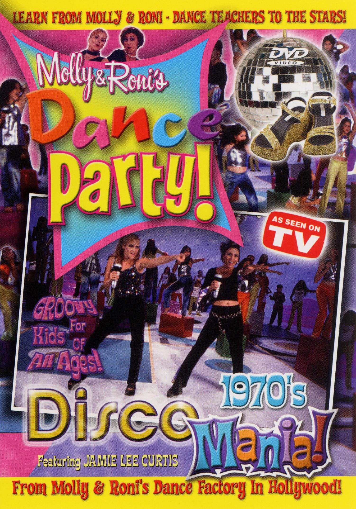 Molly & Roni's Dance Party, Vol. 1: 1970s Disco Mania