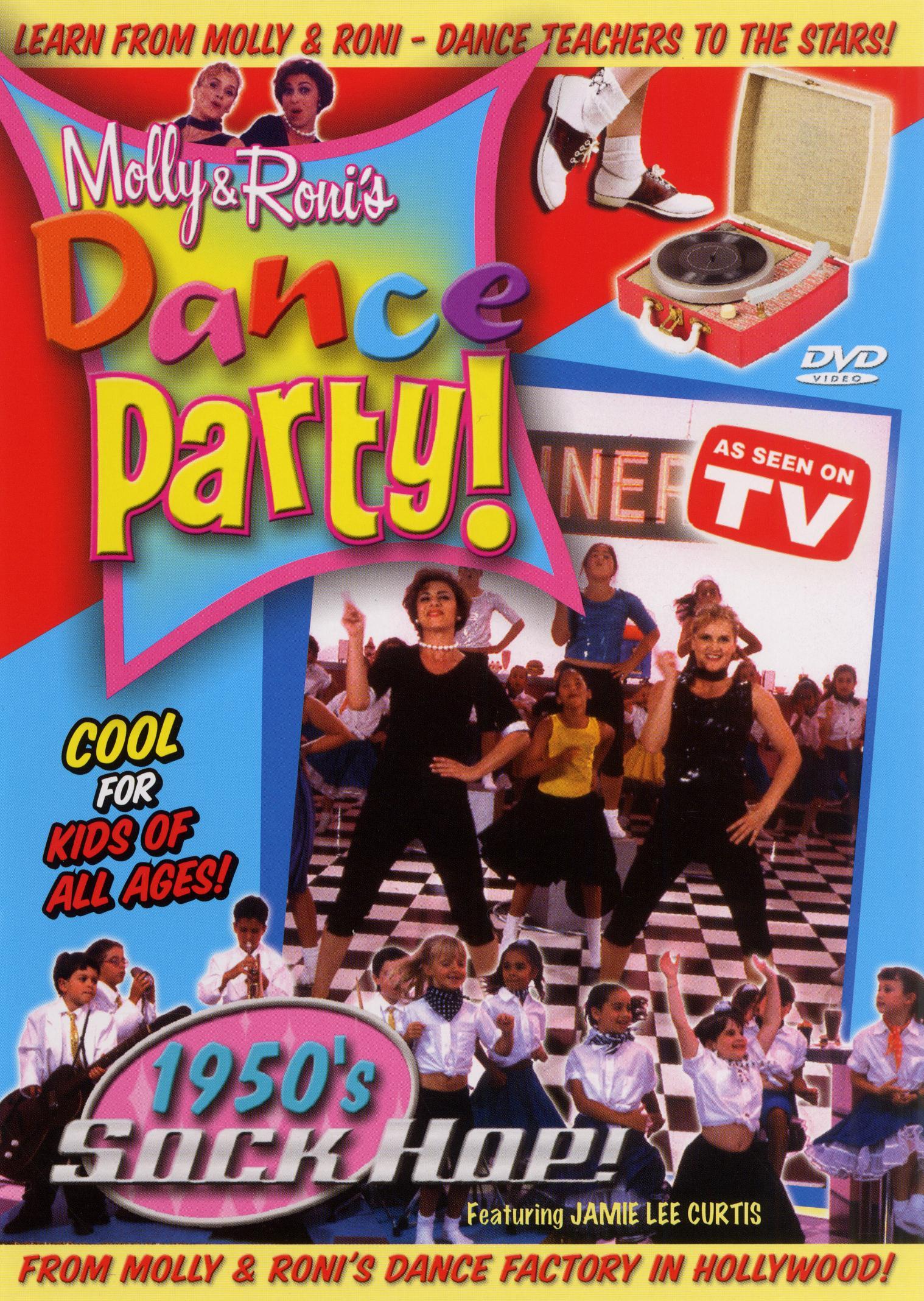 Molly & Roni's Dance Party, Vol. 2: 1950s Sock Hop