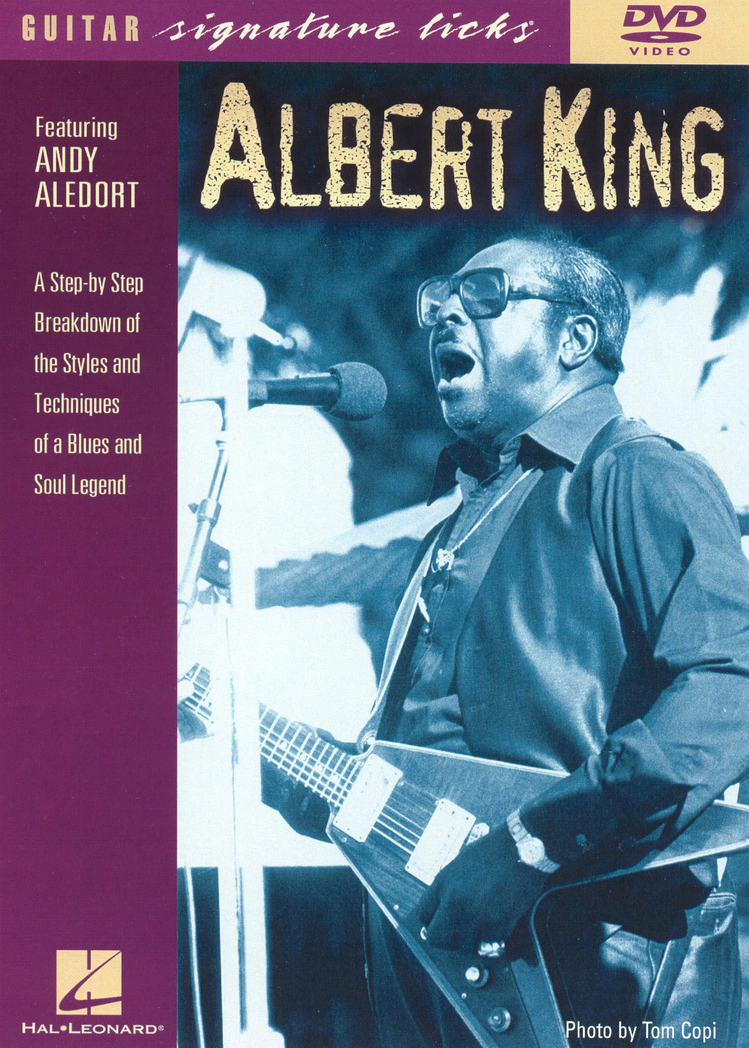 Guitar Signature Licks: Albert King