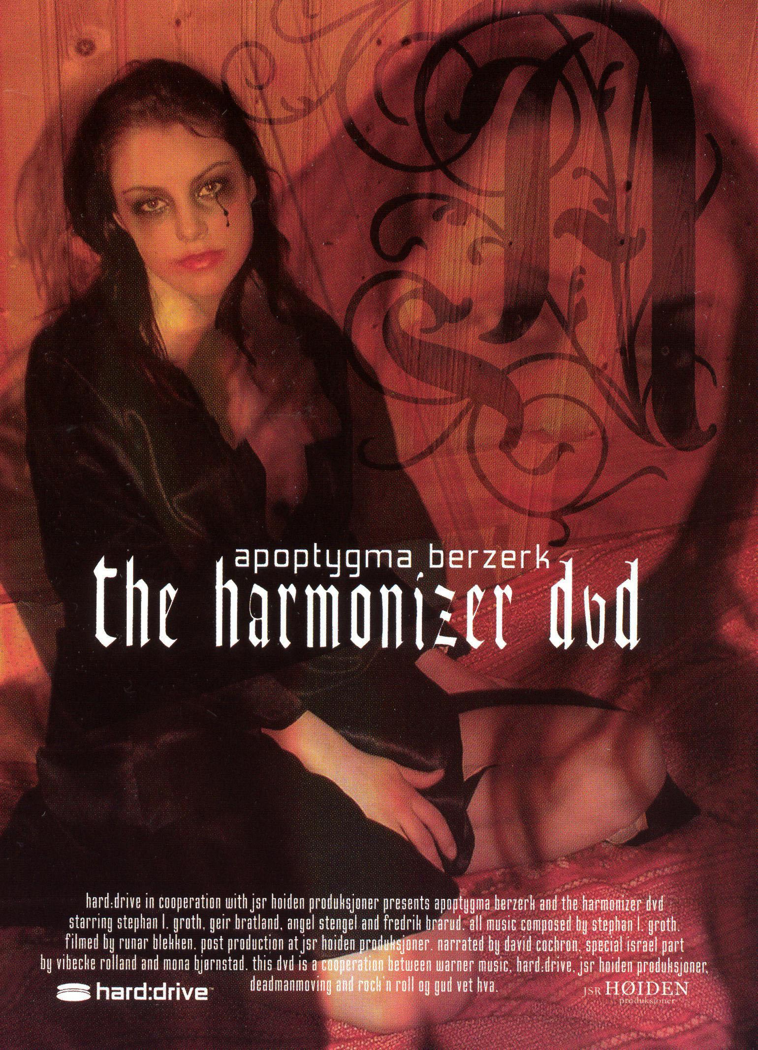 Apoptygma Berzerk: The Harmonizer