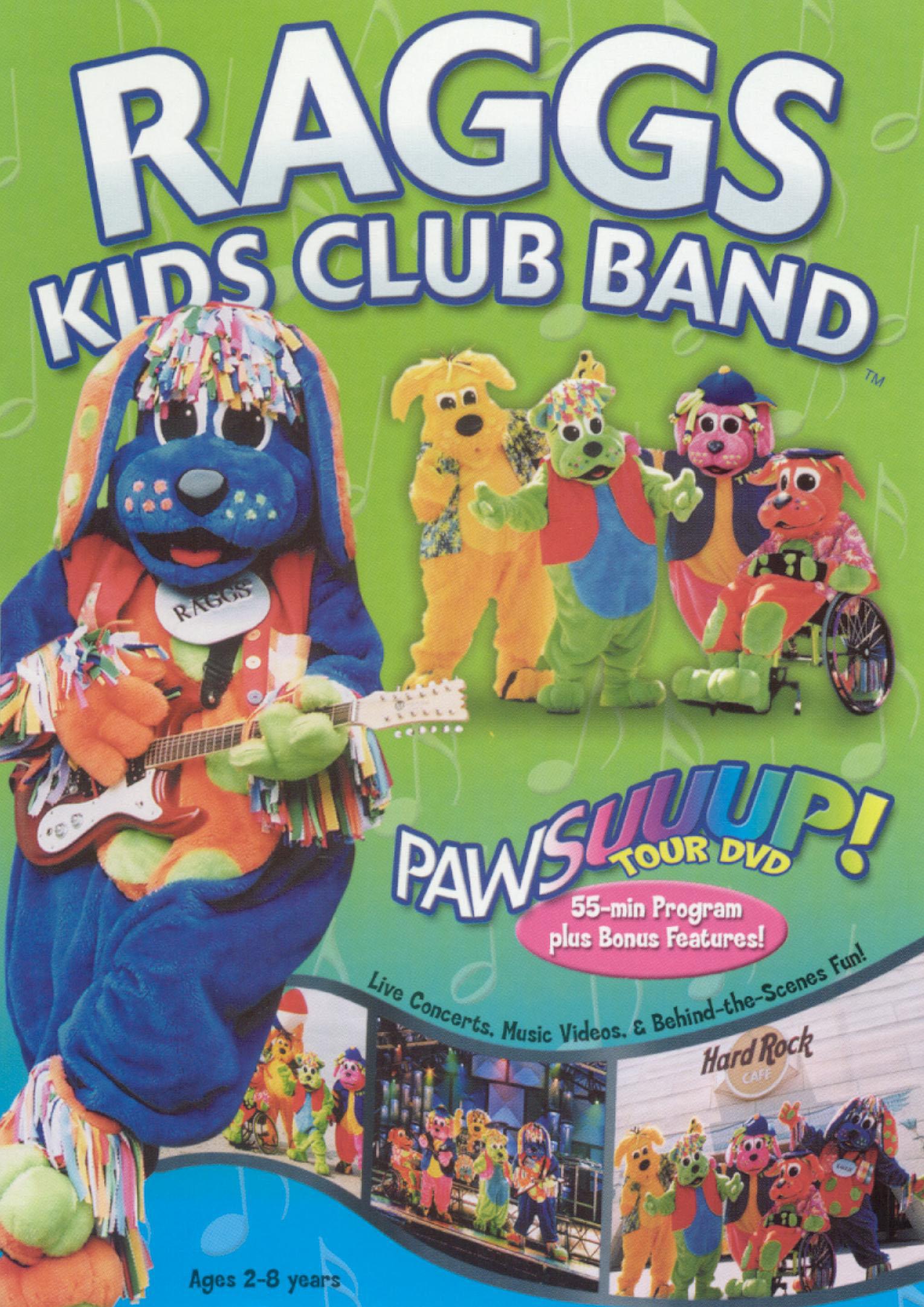Raggs Kids Club Band: Pawsuuup!