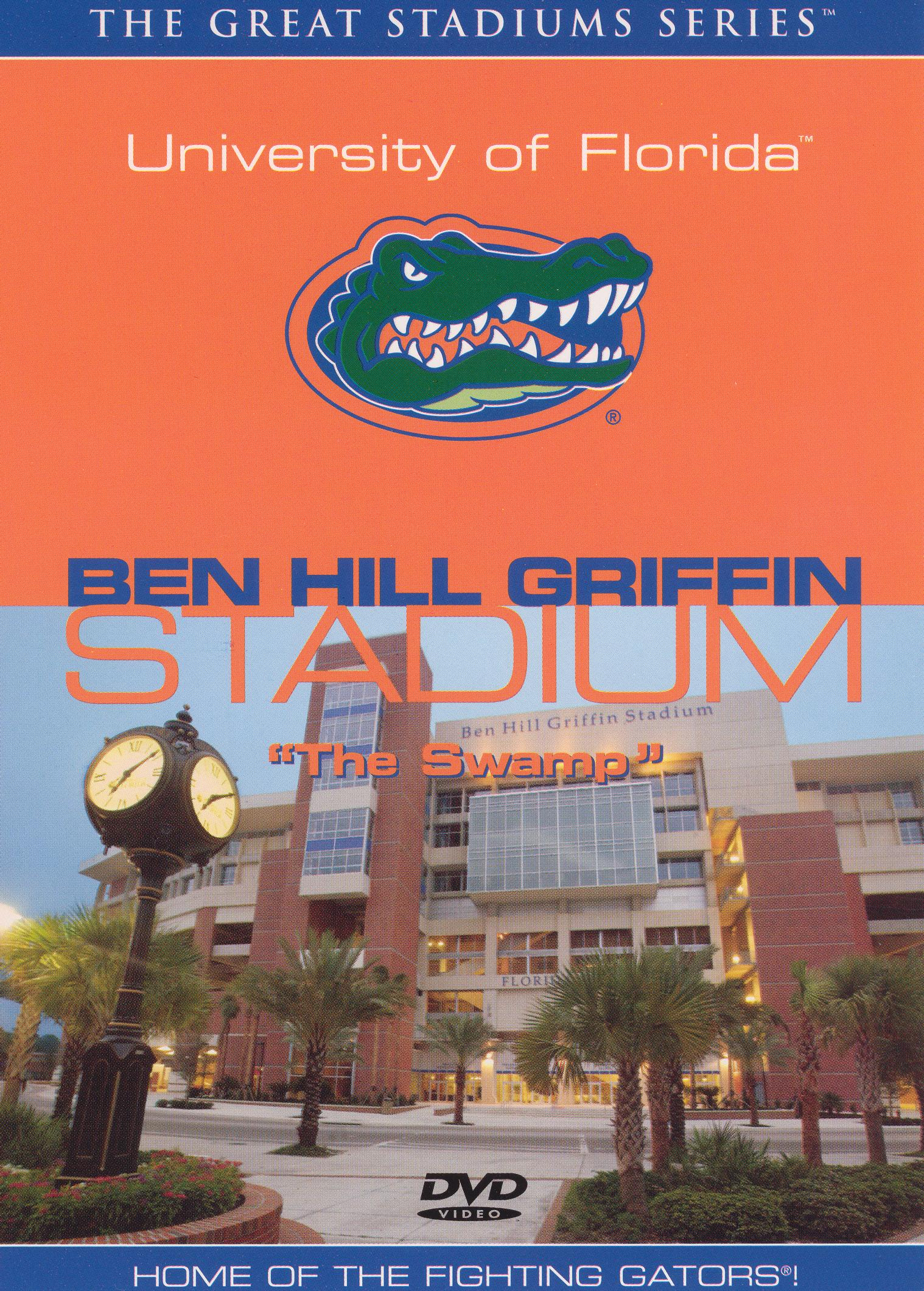 University of Florida: Ben Hill Griffin Stadium