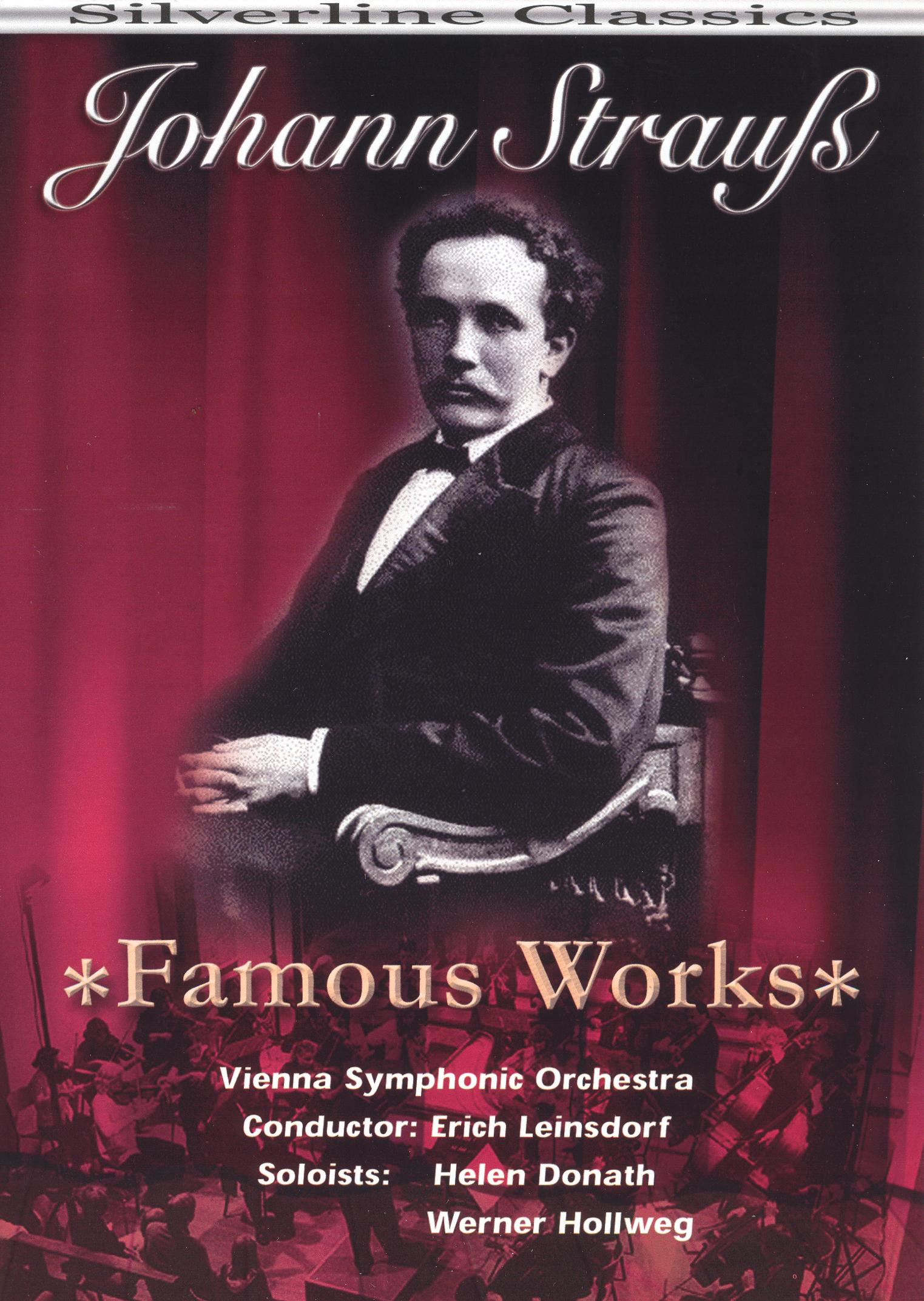 Vienna Symphonic Orchestra: Johann Strauss - Famous Works