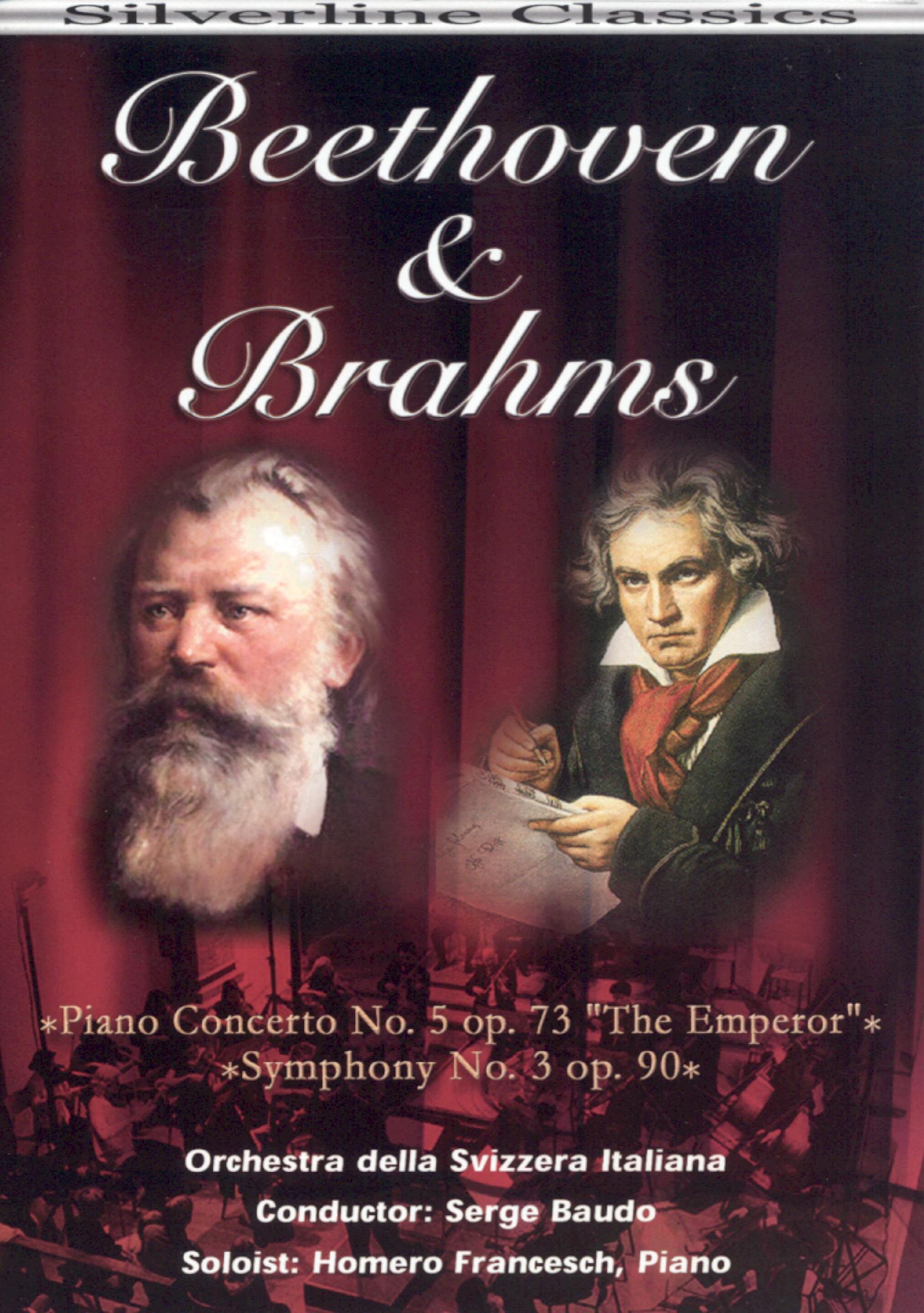Orchestra della Svizzera Italiana: Beethoven & Brahms