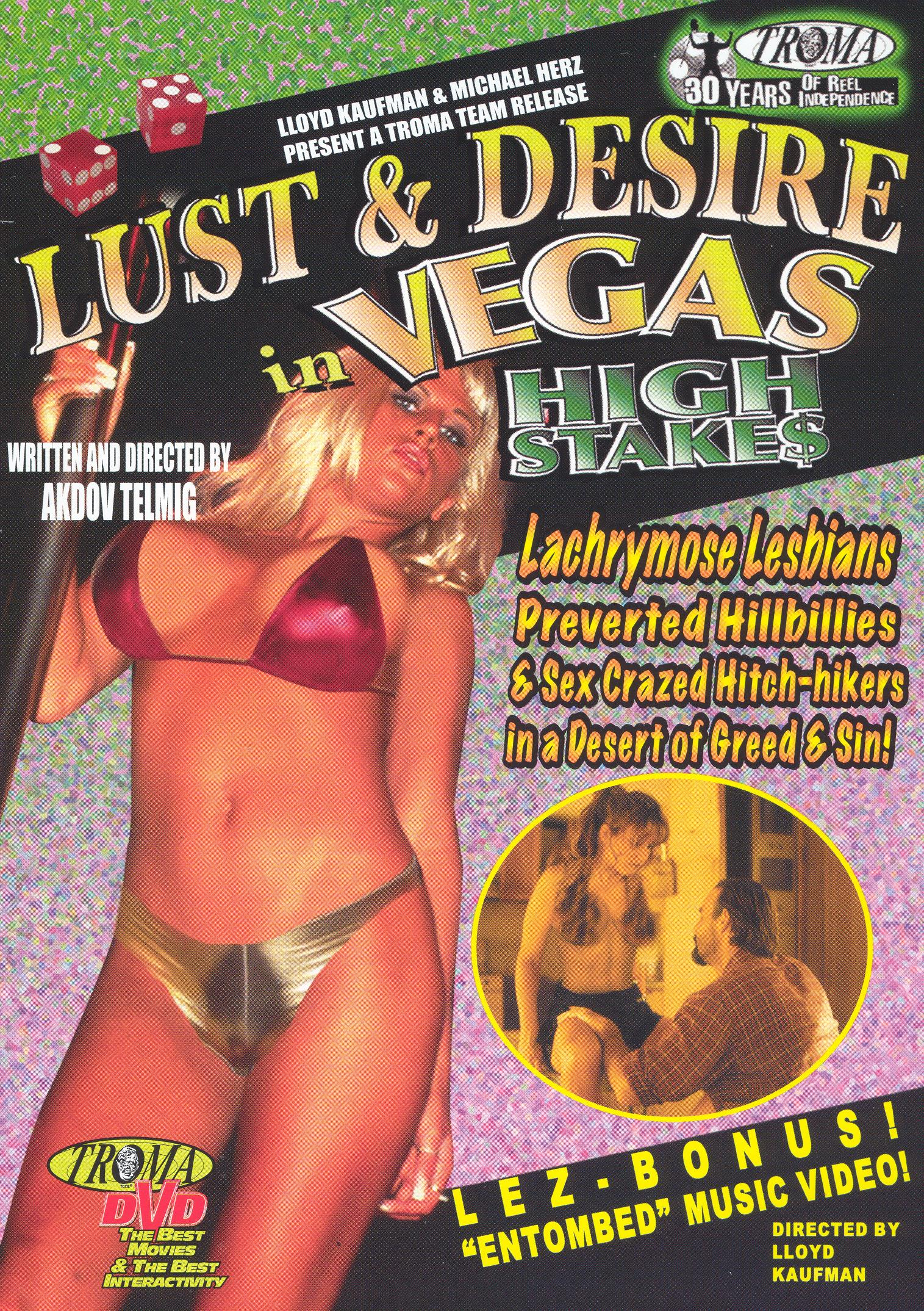 Lust and Desire In Vegas: High Stakes